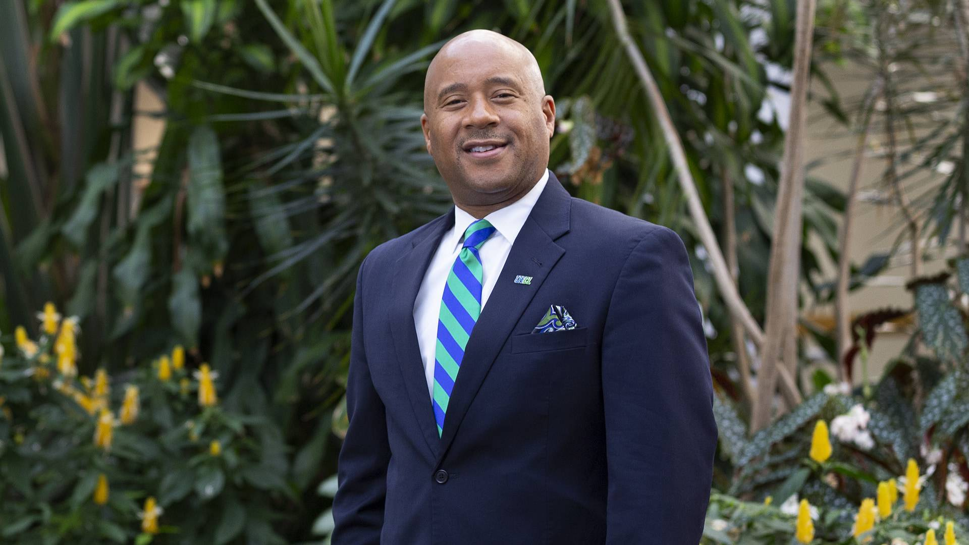 For new VP of Student Affairs, UHCL a Houston homecoming