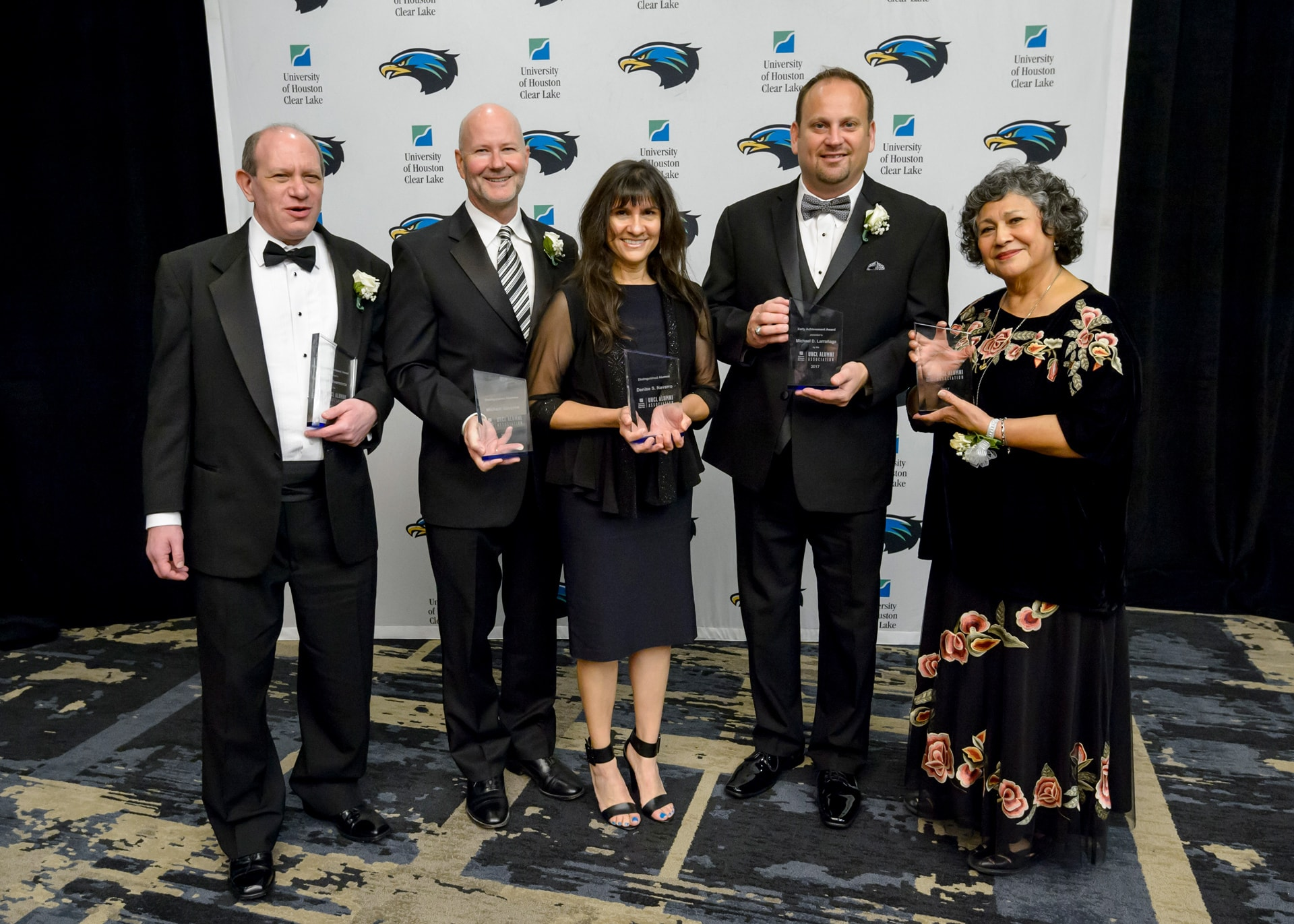Distinguished alumni, outstanding professor lauded at UHCL celebration