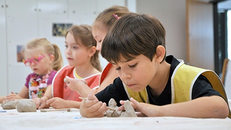 Grant allows more students to enjoy Art School for Children