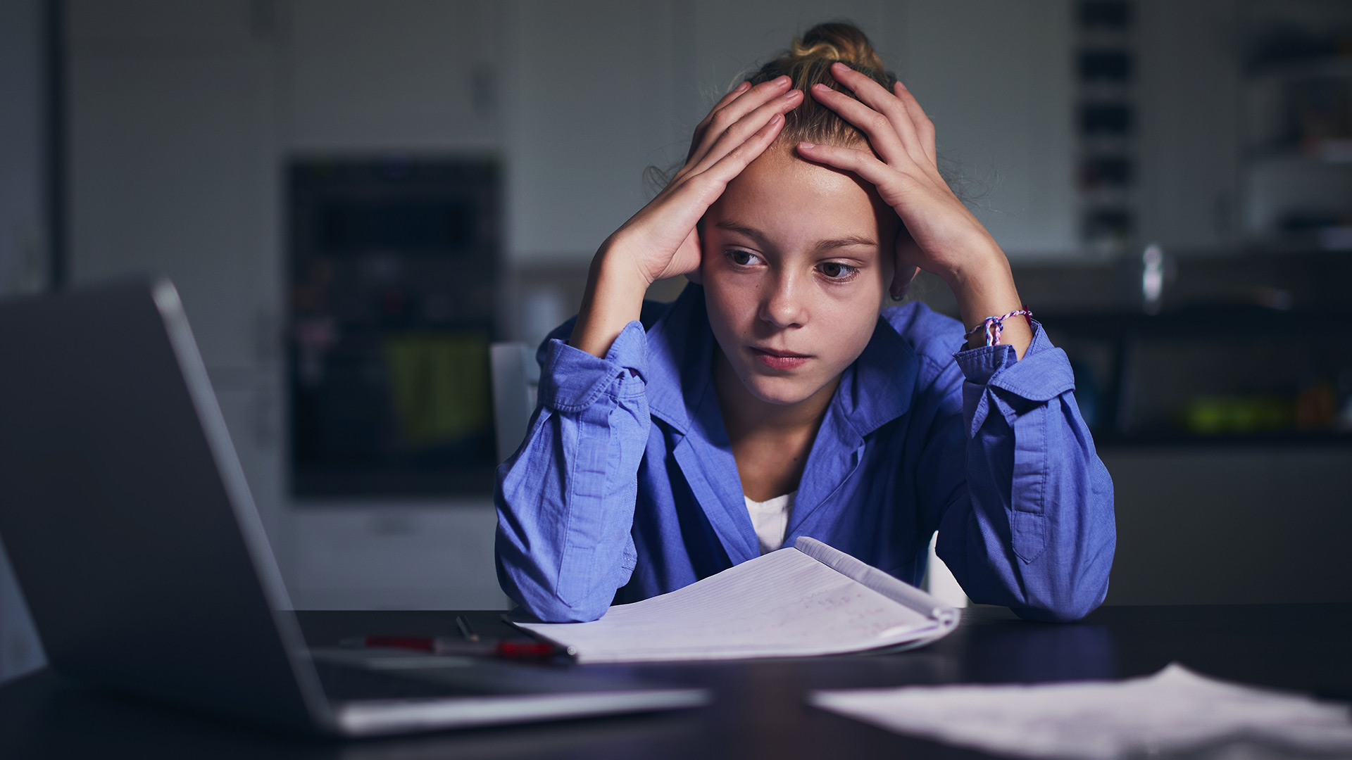 Why are good students failing? UHCL prof examines causes