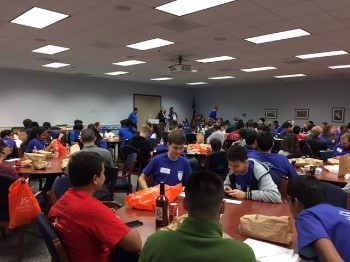 STEM Challenge draws 29 teams to UHCL competition