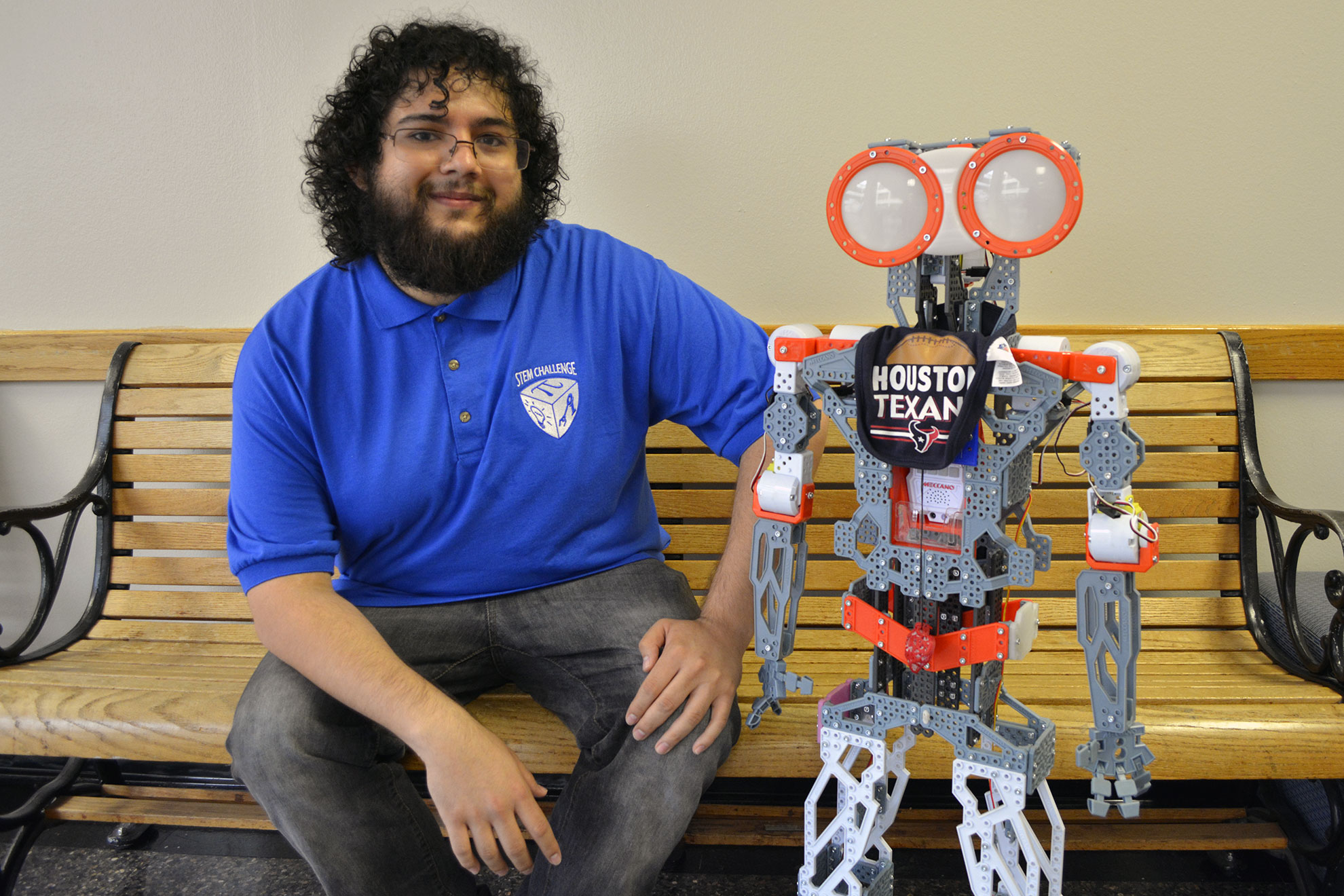 Houston Robotics and AI Day showcases area research, technology
