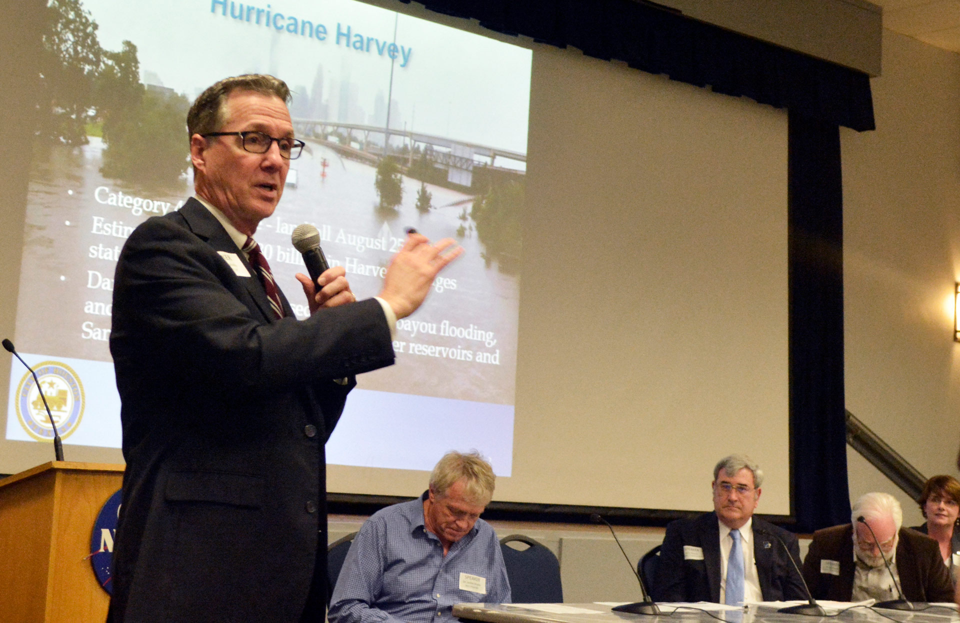 Flood experts discuss challenges, solutions in Bay Area forum