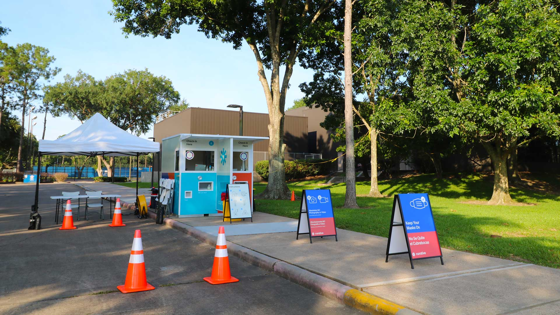Free COVID-19 vaccines, testing available at UH-Clear Lake