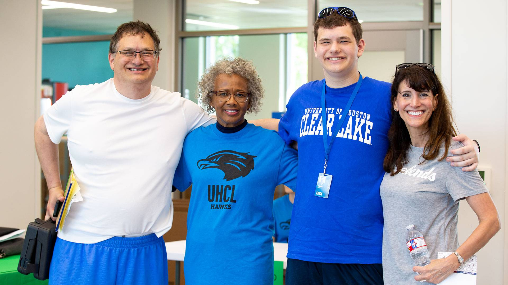 Res hall move-in experience launches great year for new Hawk