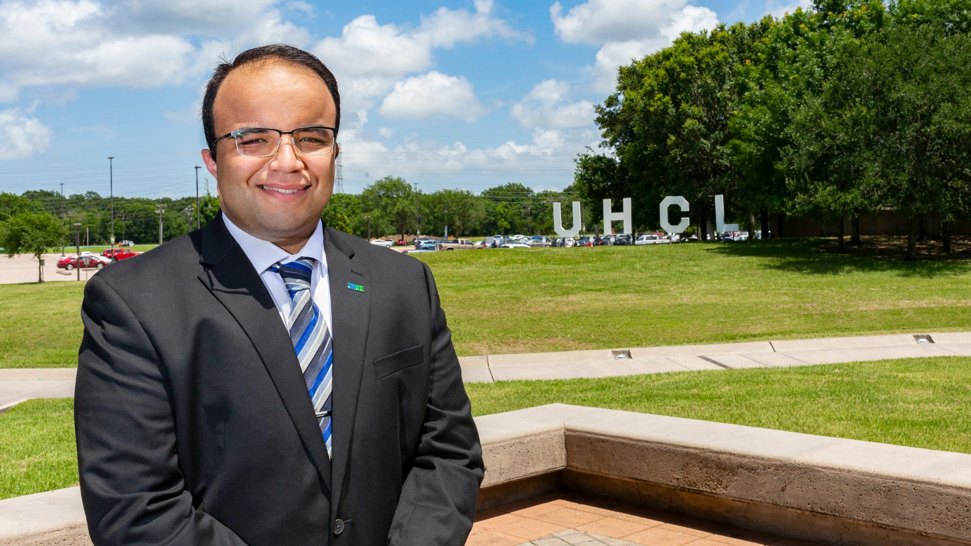 UH System appoints first-ever UHCL Hawk as student regent