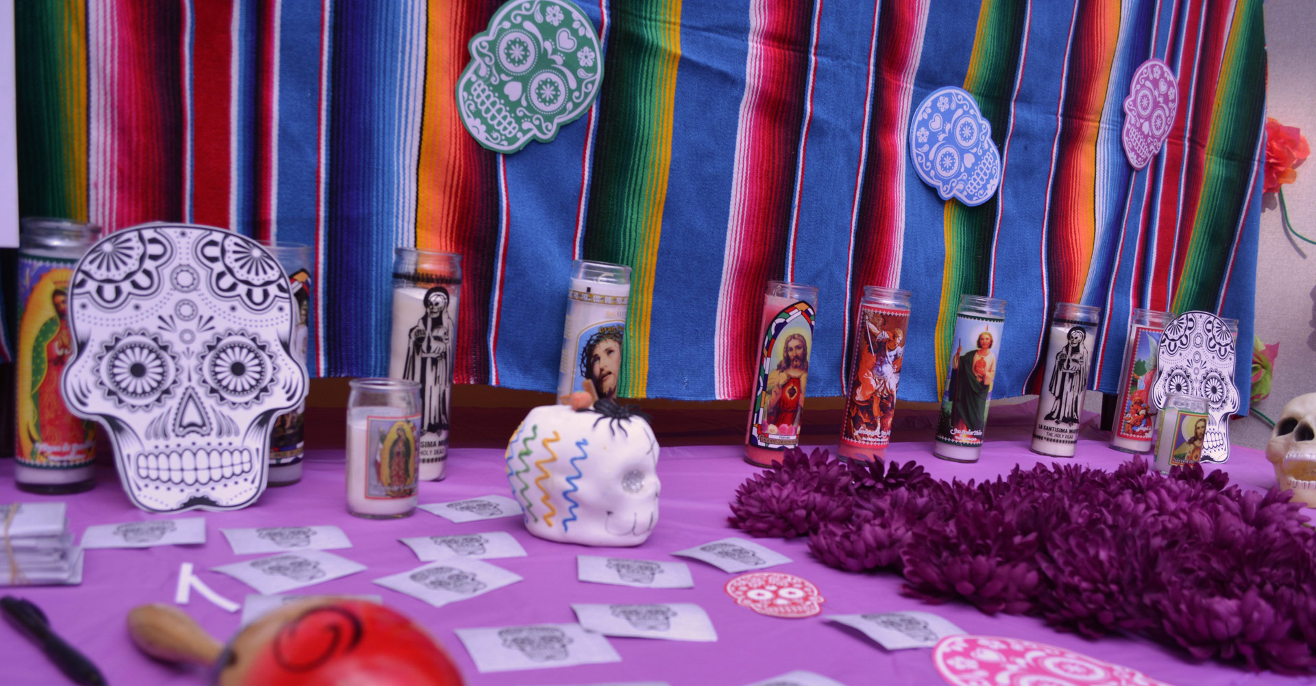 Latino Heritage Month to culminate in Dia de los Muertos Bash