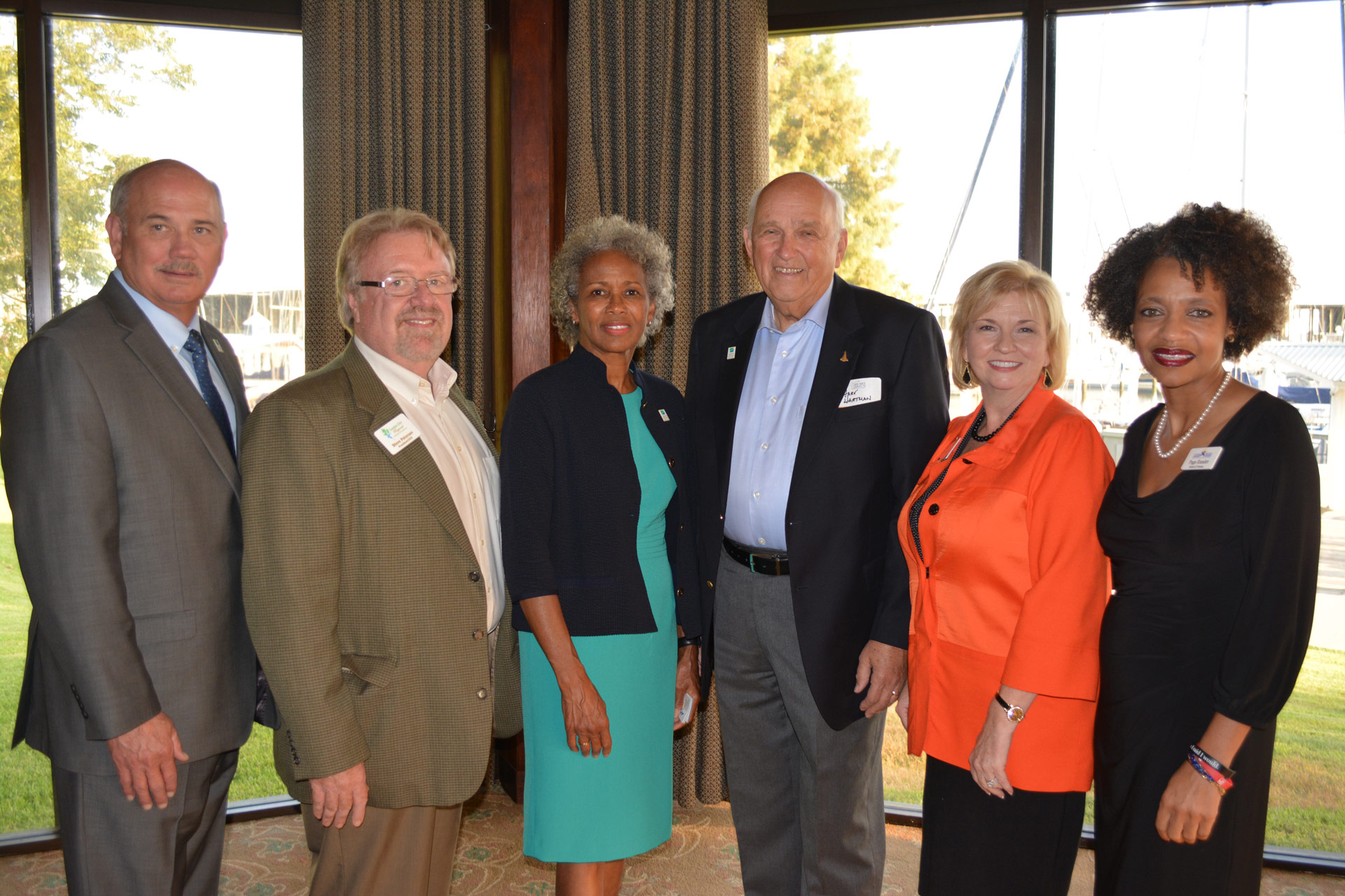 Area chambers, BAHEP host welcome event