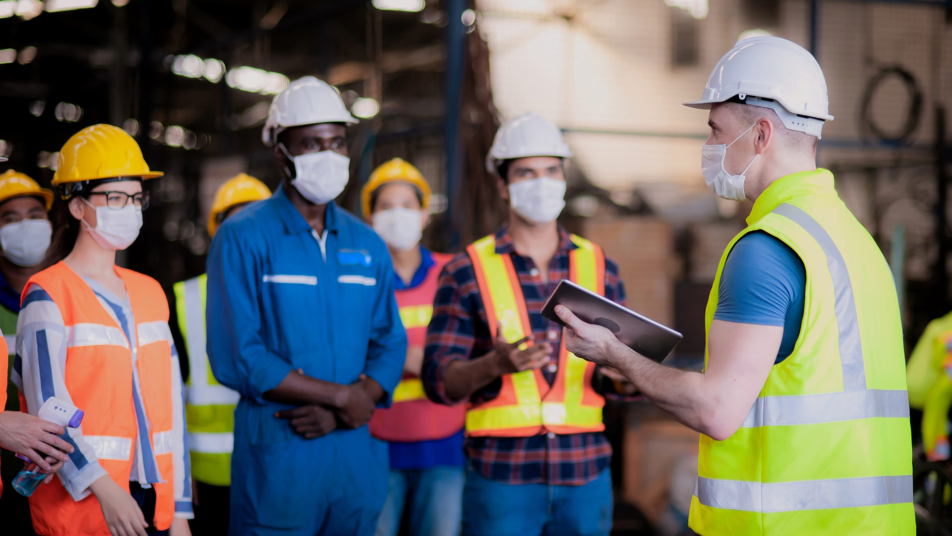UHCL offers free professional development on workplace safety