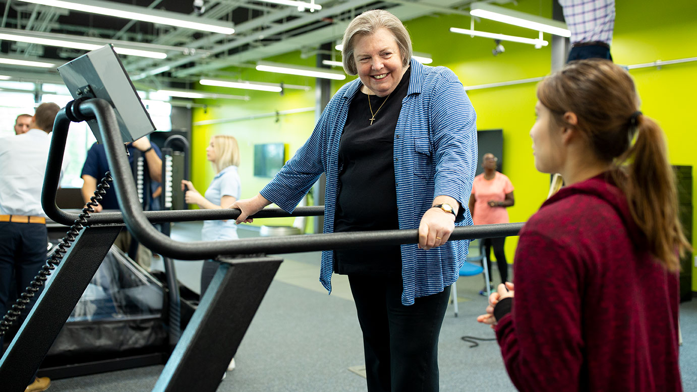 New institute at UHCL researches nutrition and exercise to combat chronic disease