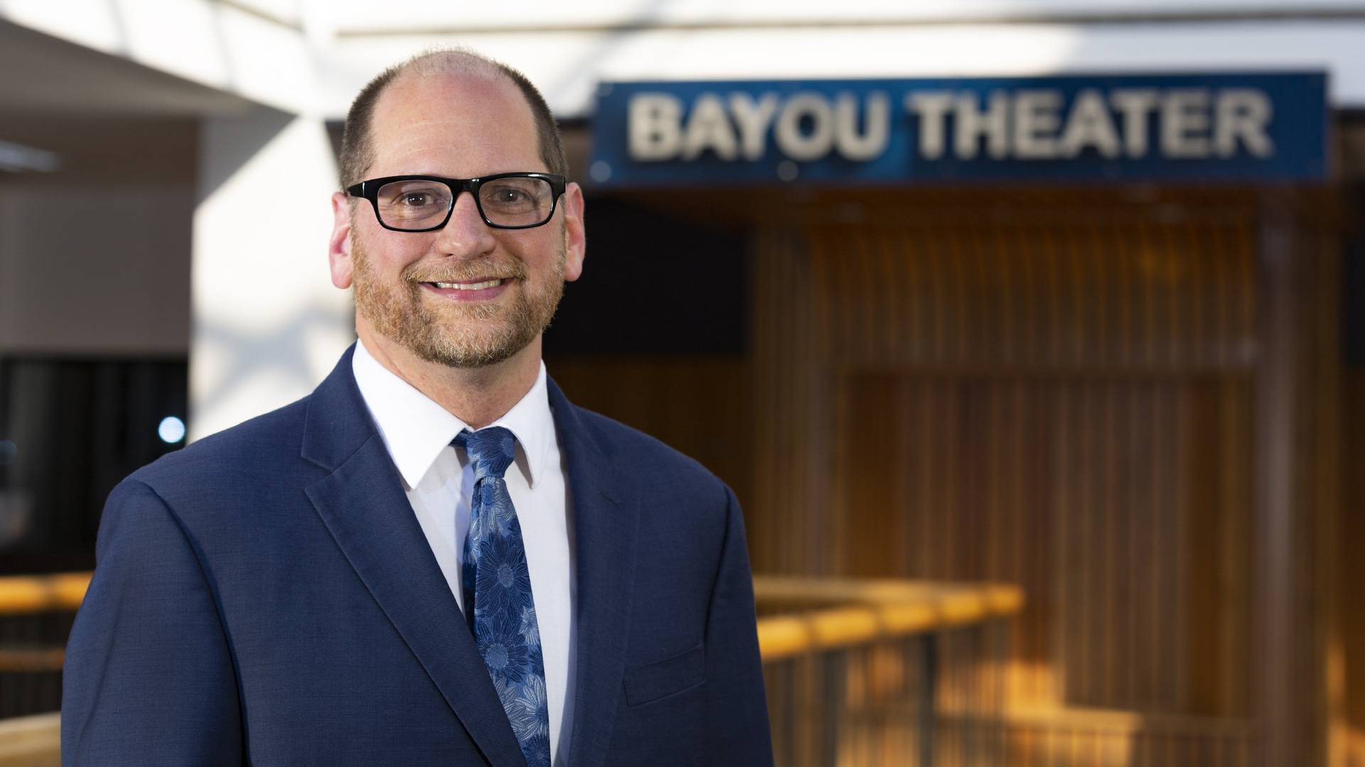 UHCL Art Gallery, Bayou Theater debuts cultural arts director