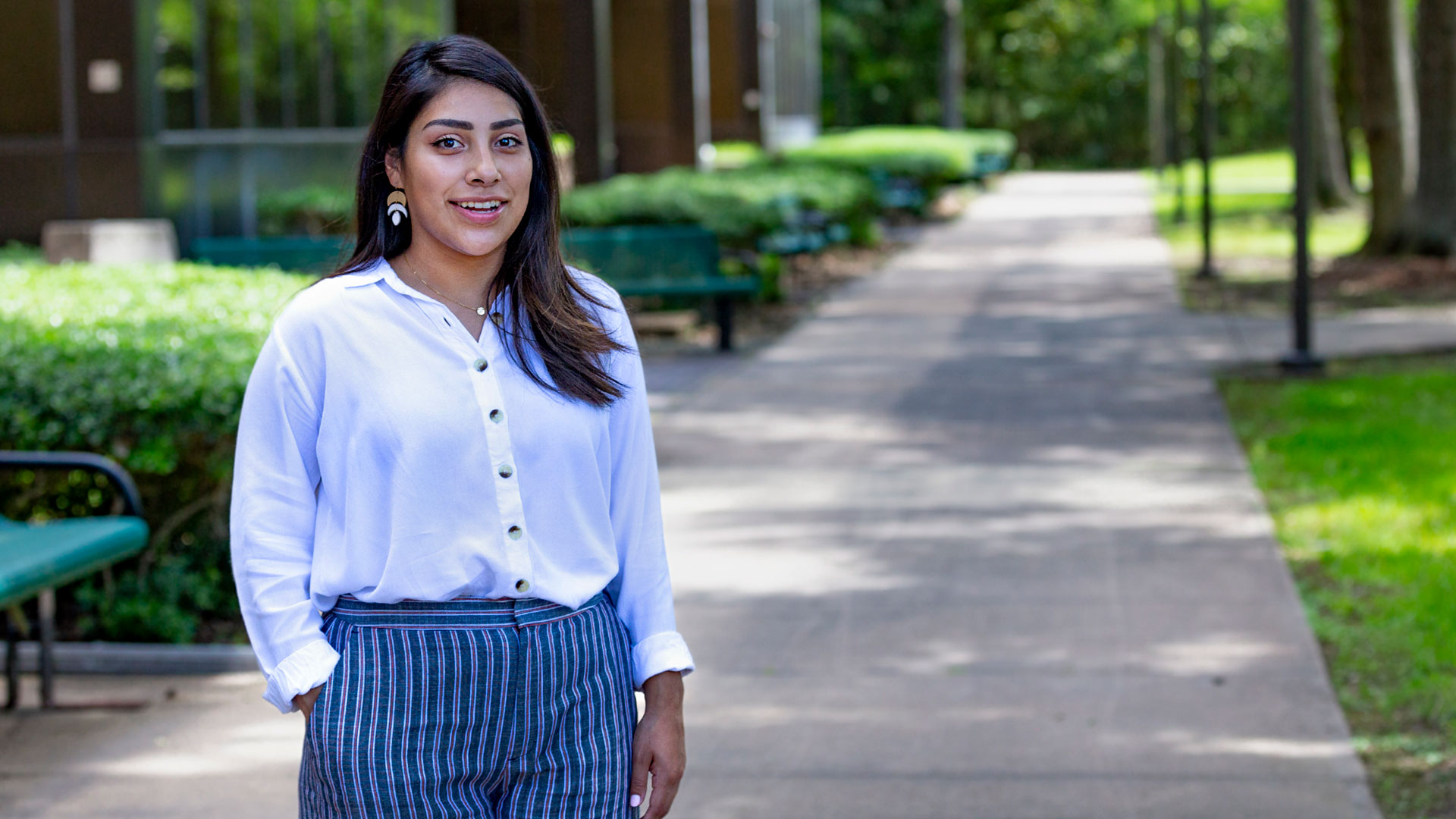 UHCL alumna is Alvin ISD Paraprofessional of the Year