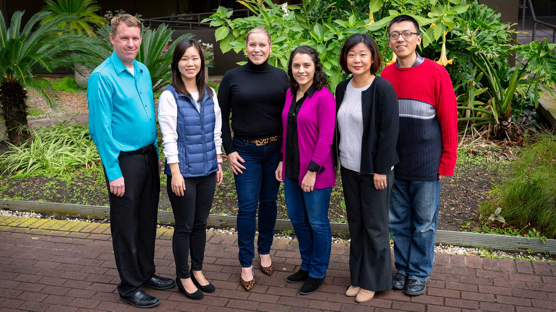 Six UHCL professors awarded travel grants to learn, share with faculty