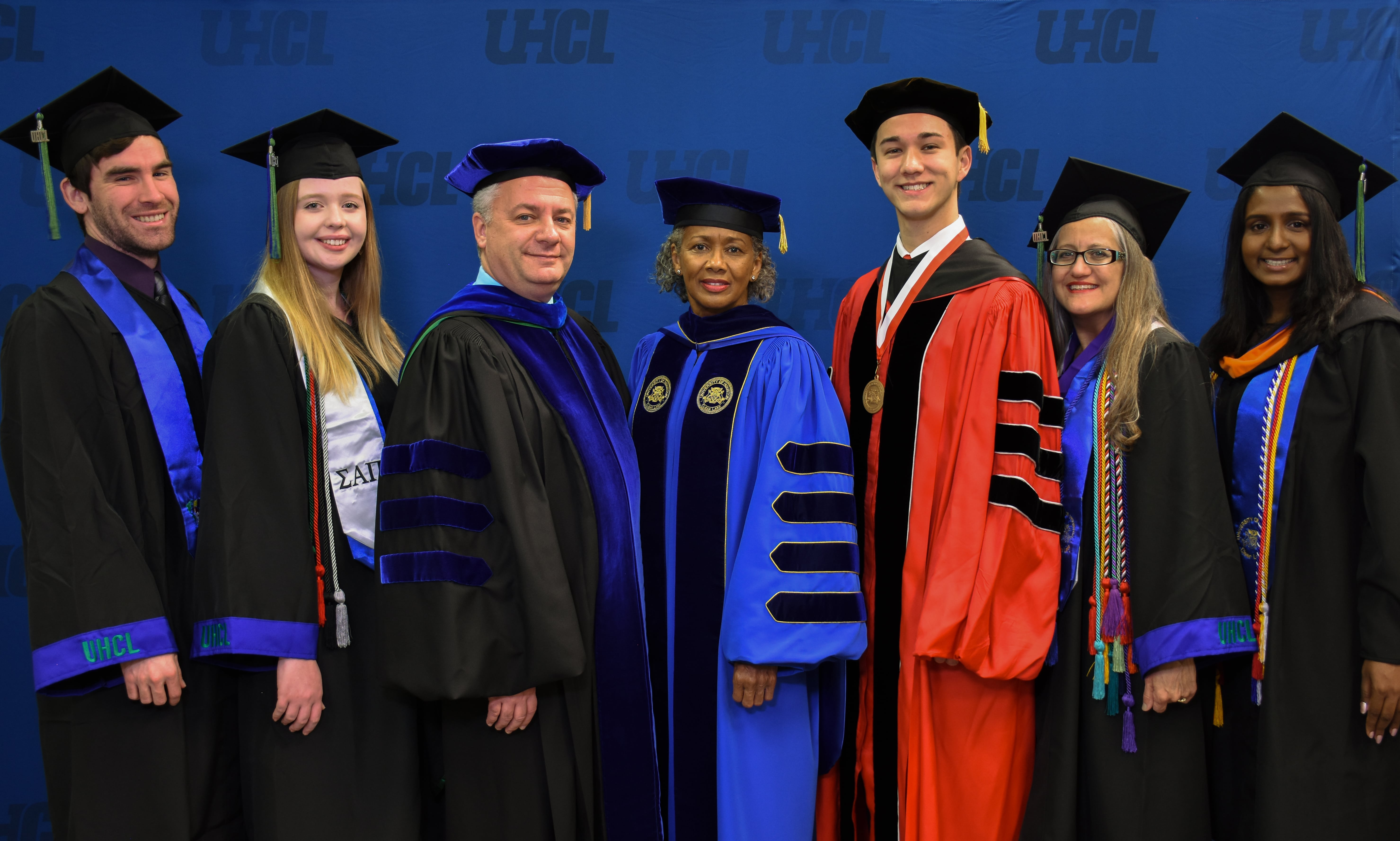 UHCL Fall Commencement 2018