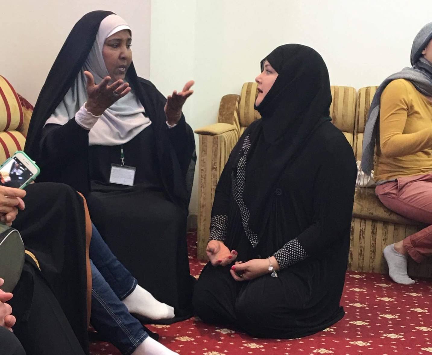 UHCL student blogs about 'rewarding experience' on Oman study trip