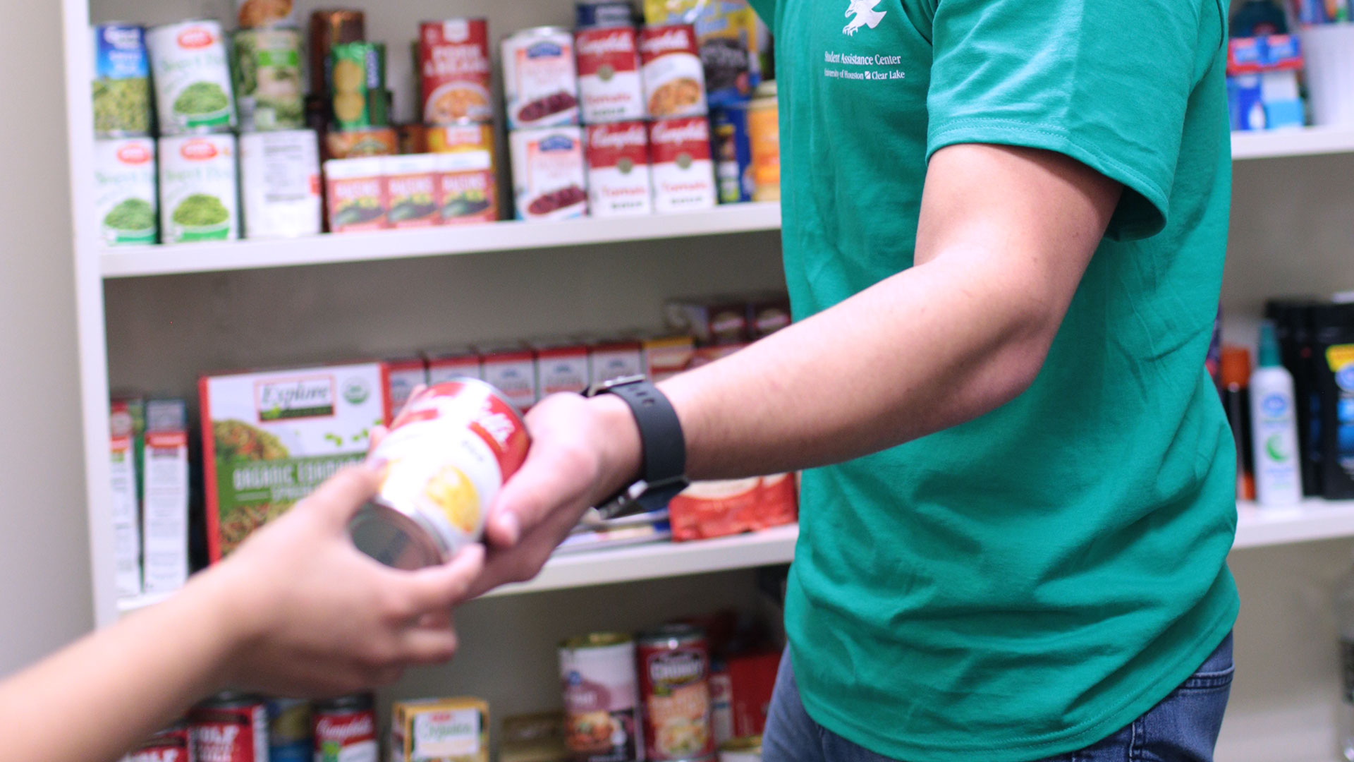 Cooler donations, grant funds allow Hawk Food Pantry to expand