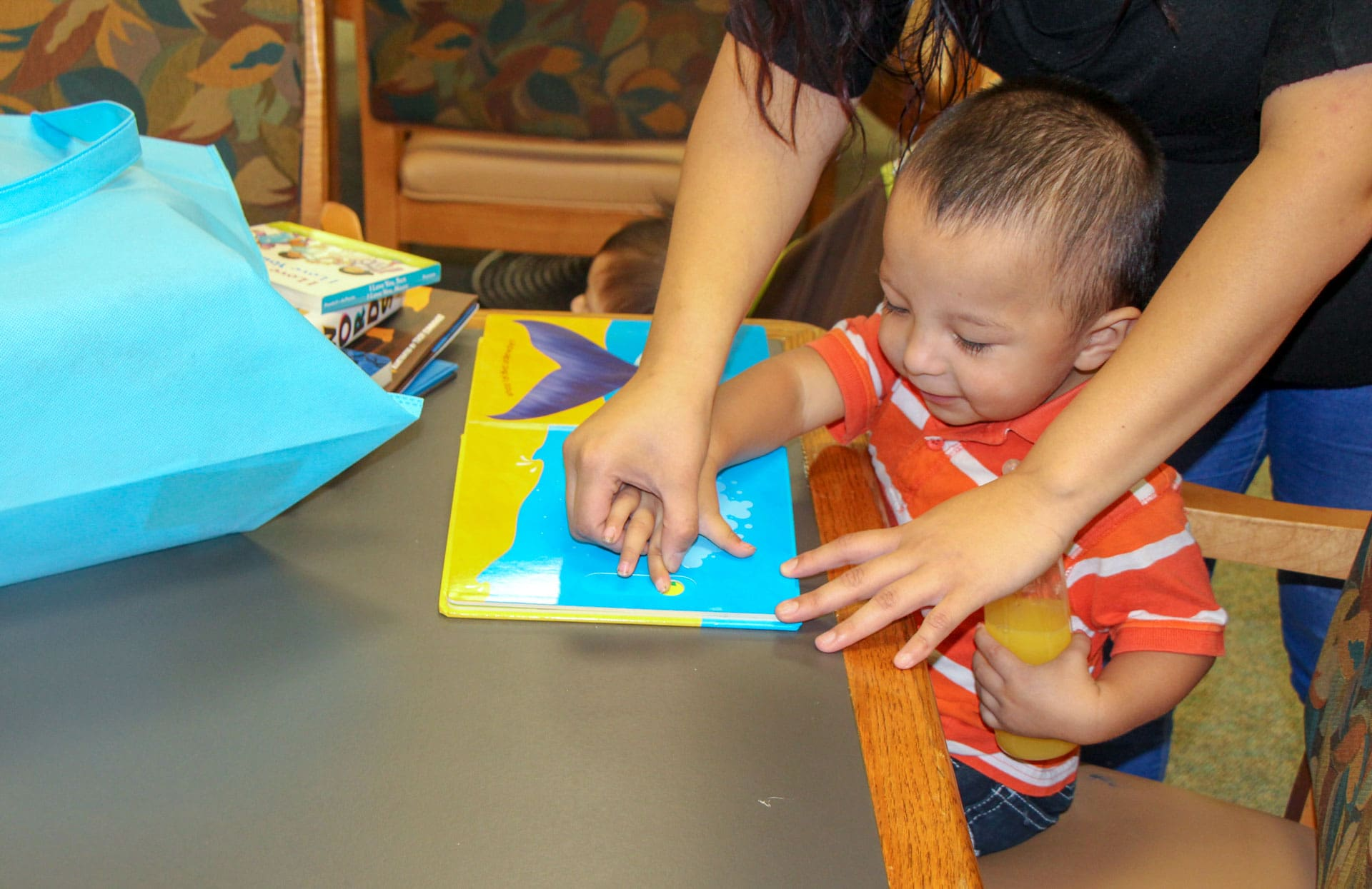 UHCL's Habitat for Reading program continues to provide home libraries