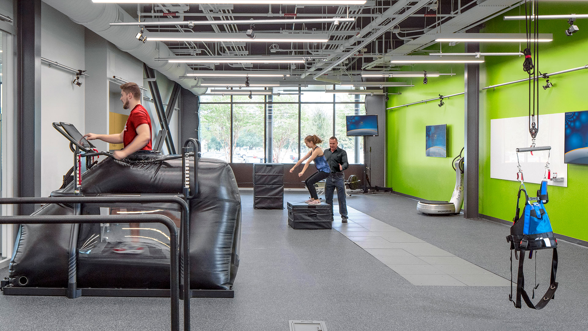 Health and Human Performance Institute reimagines vision, widens impact