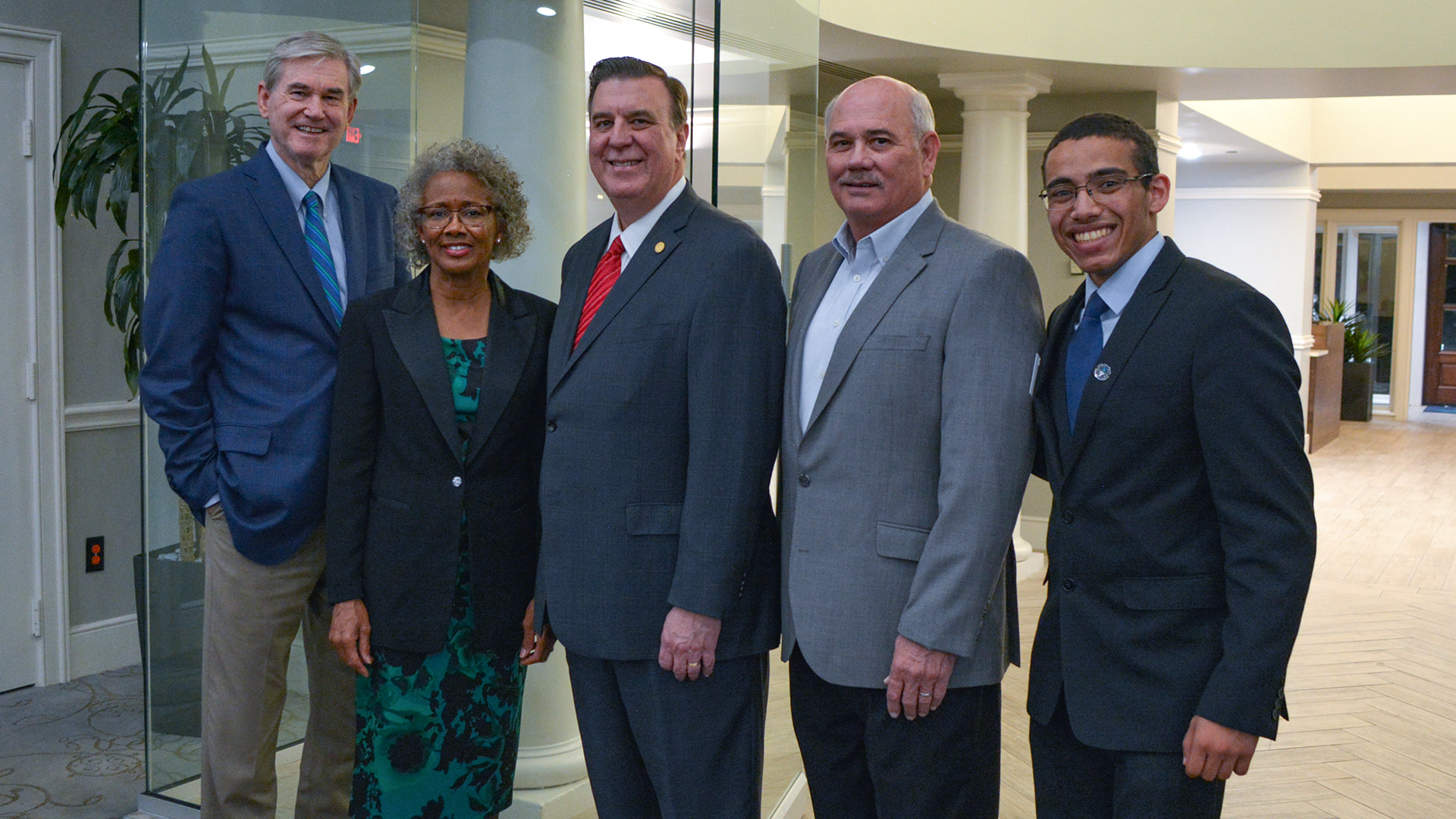 Legislators, special guests attend UHCL Holiday Appreciation Reception