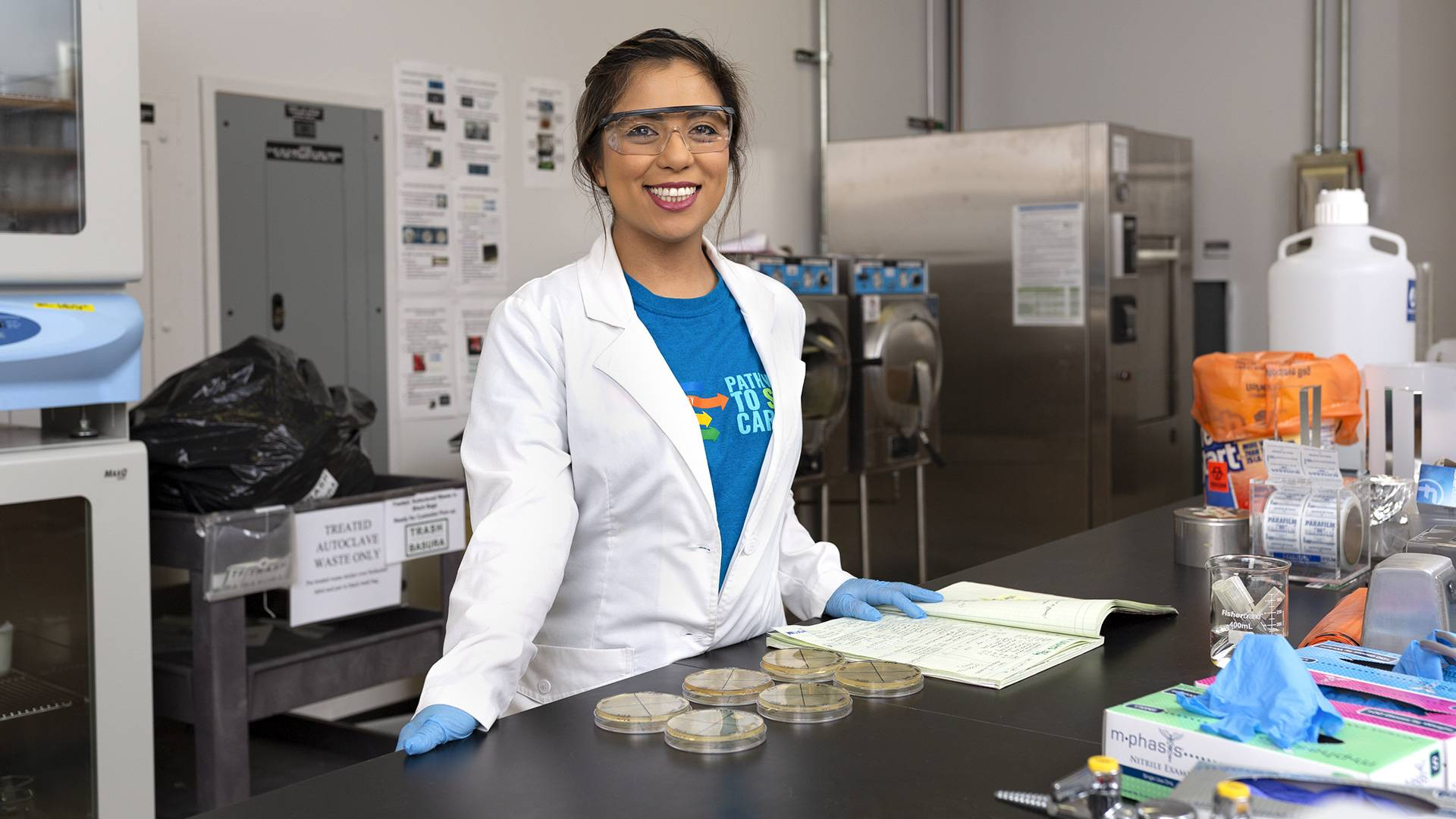 Through Pathways to STEM Careers program, UHCL student to begin doctoral program