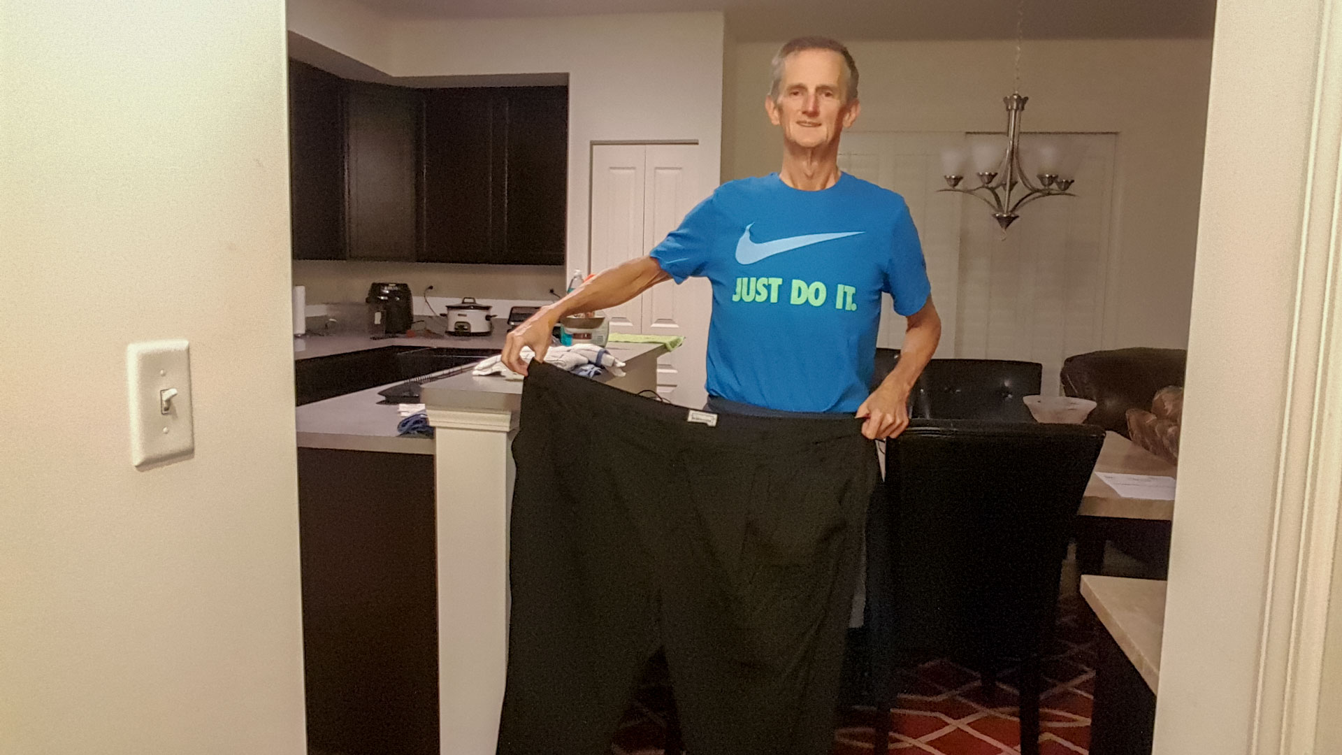 From 352 to 164 pounds: success story from low-carb conference
