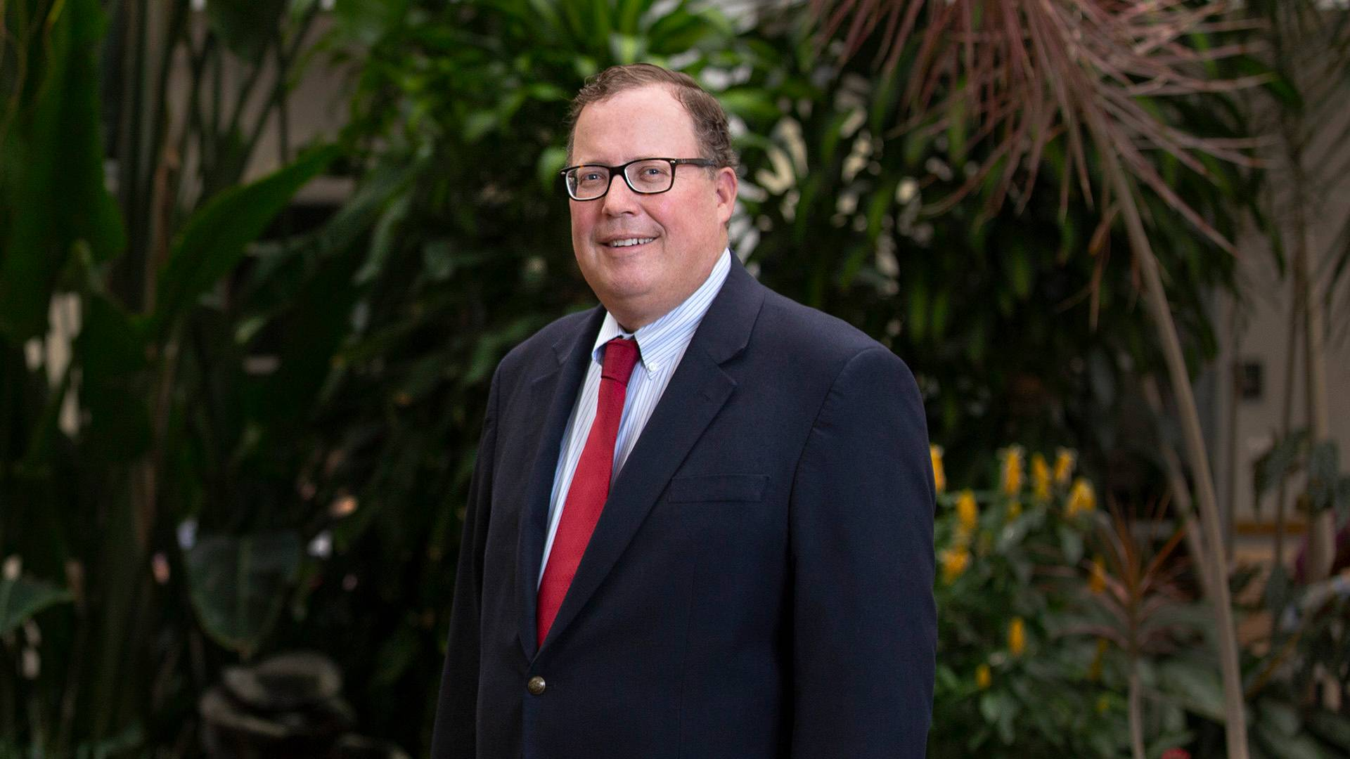 UHCL's new fundraising chief: all about building relationships