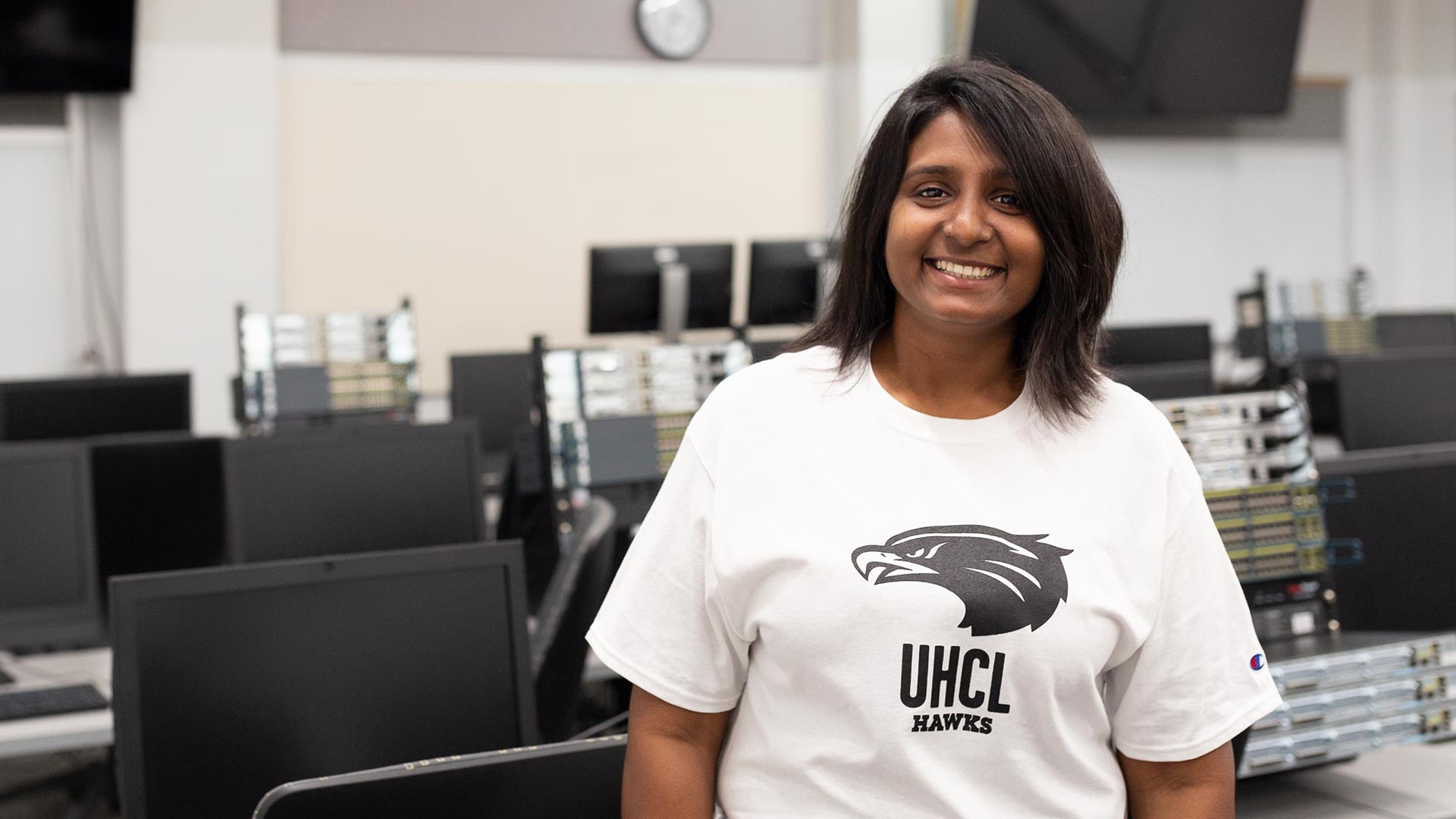 International student finds connection, purpose at UHCL