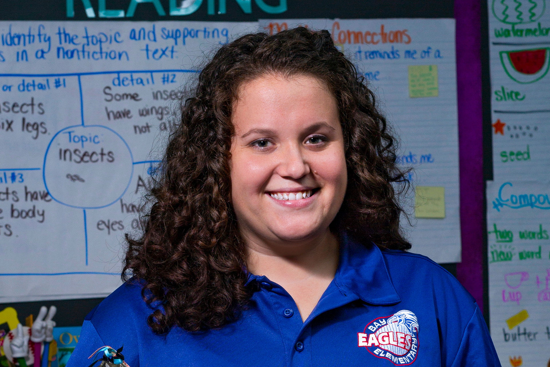 UHCL grad inspires leadership in young students through pilot program