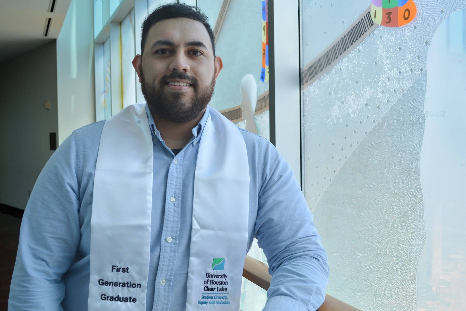 First-Gen student finds support from UHCL engagement program