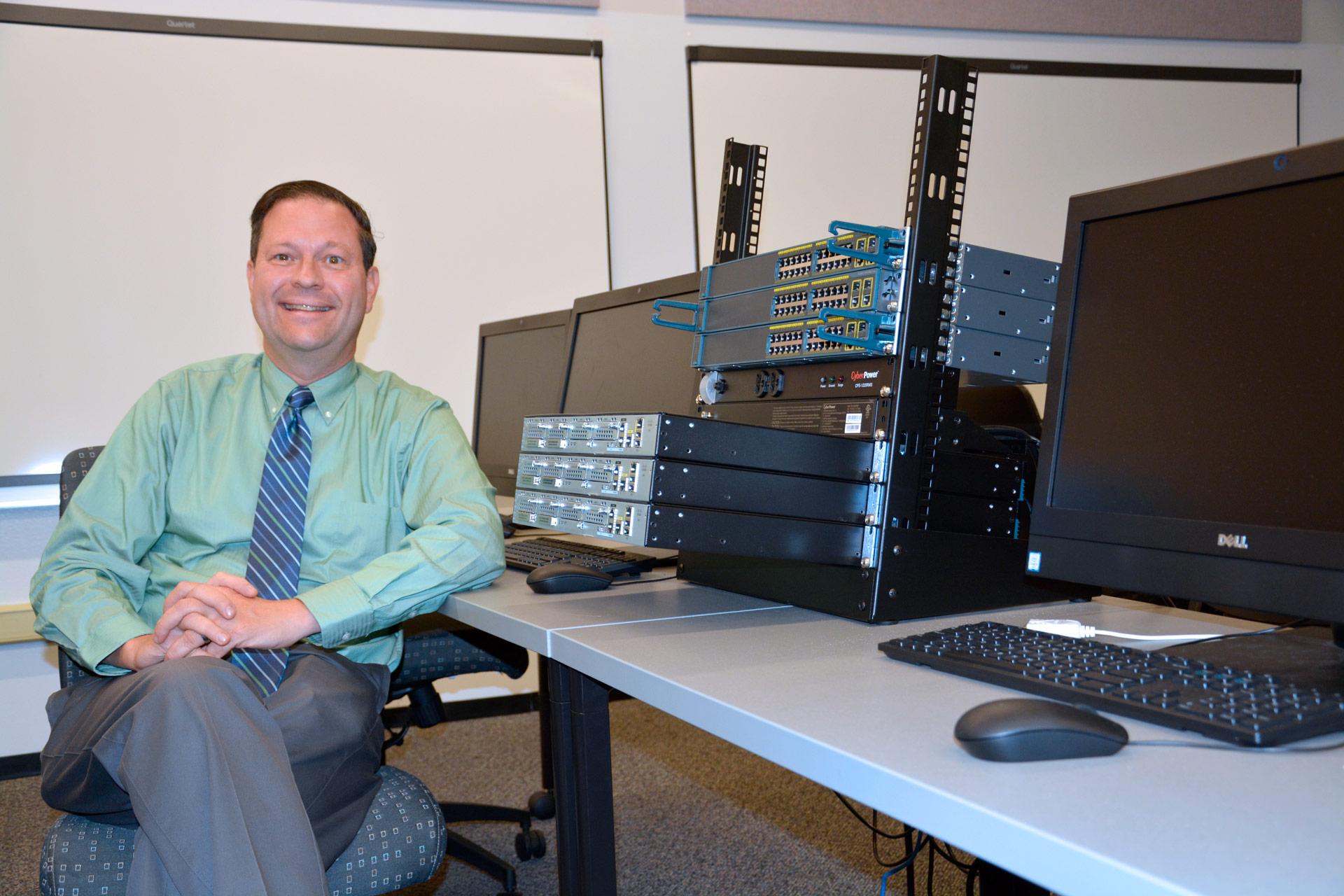 New director of UHCL Cyber Security Institute shares future vision