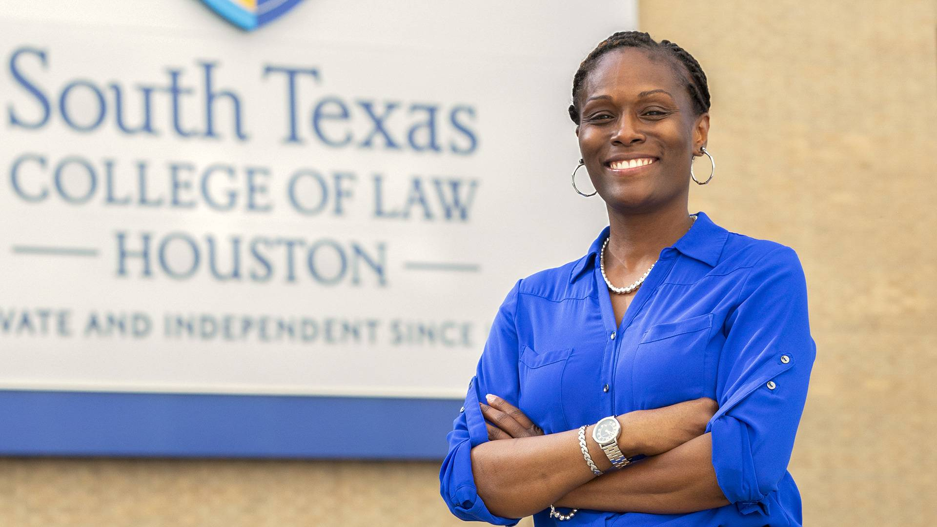 UHCL alumna first African-American to lead South Texas Law Review