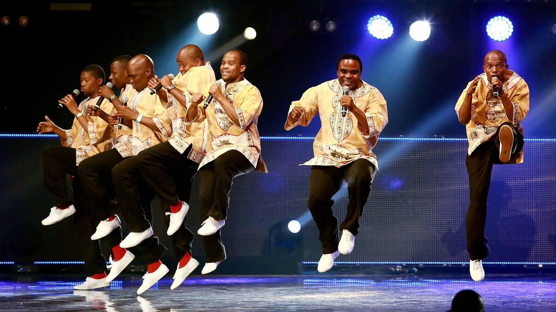 Grammy winners Ladysmith Black Mambazo to share South African dancing, music experience in Bayou Theater