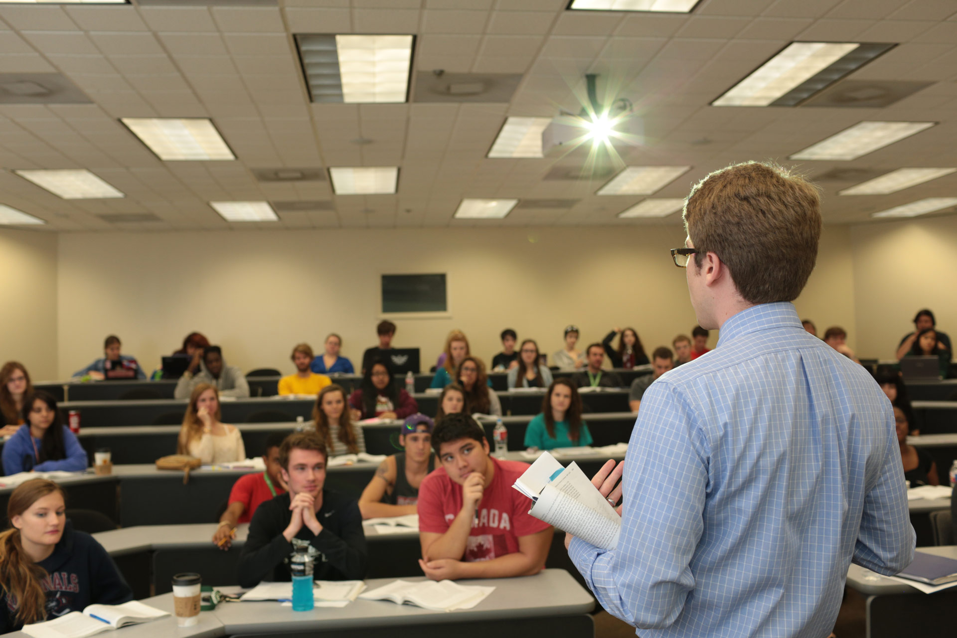 UHCL workshop to prepare new Hawks for college life
