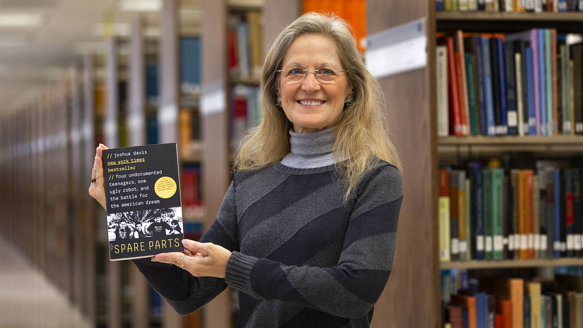 UHCL alumna, former NASA engineer to lead Common Reader discussion