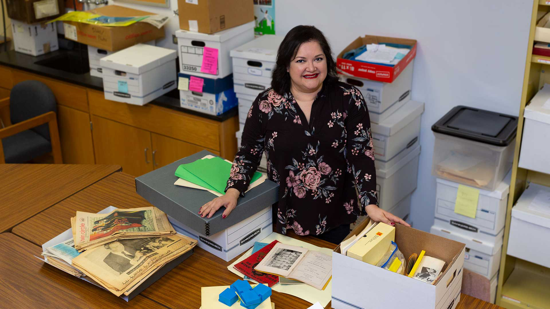 Cross cultural studies student's exhibit explores Mexican-American activism in Houston