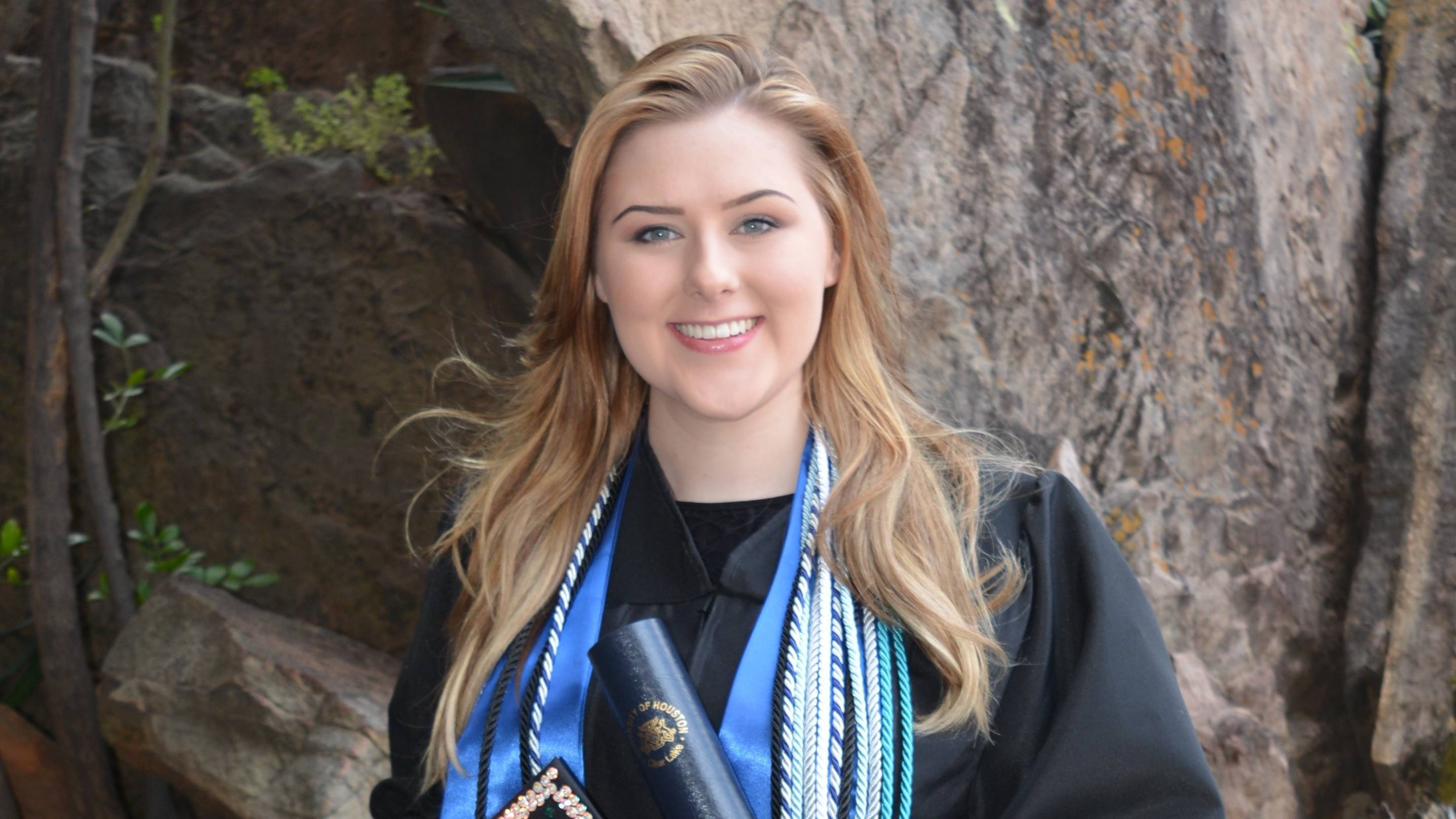 Inspired Learning: Madison Hastings, '17 BS