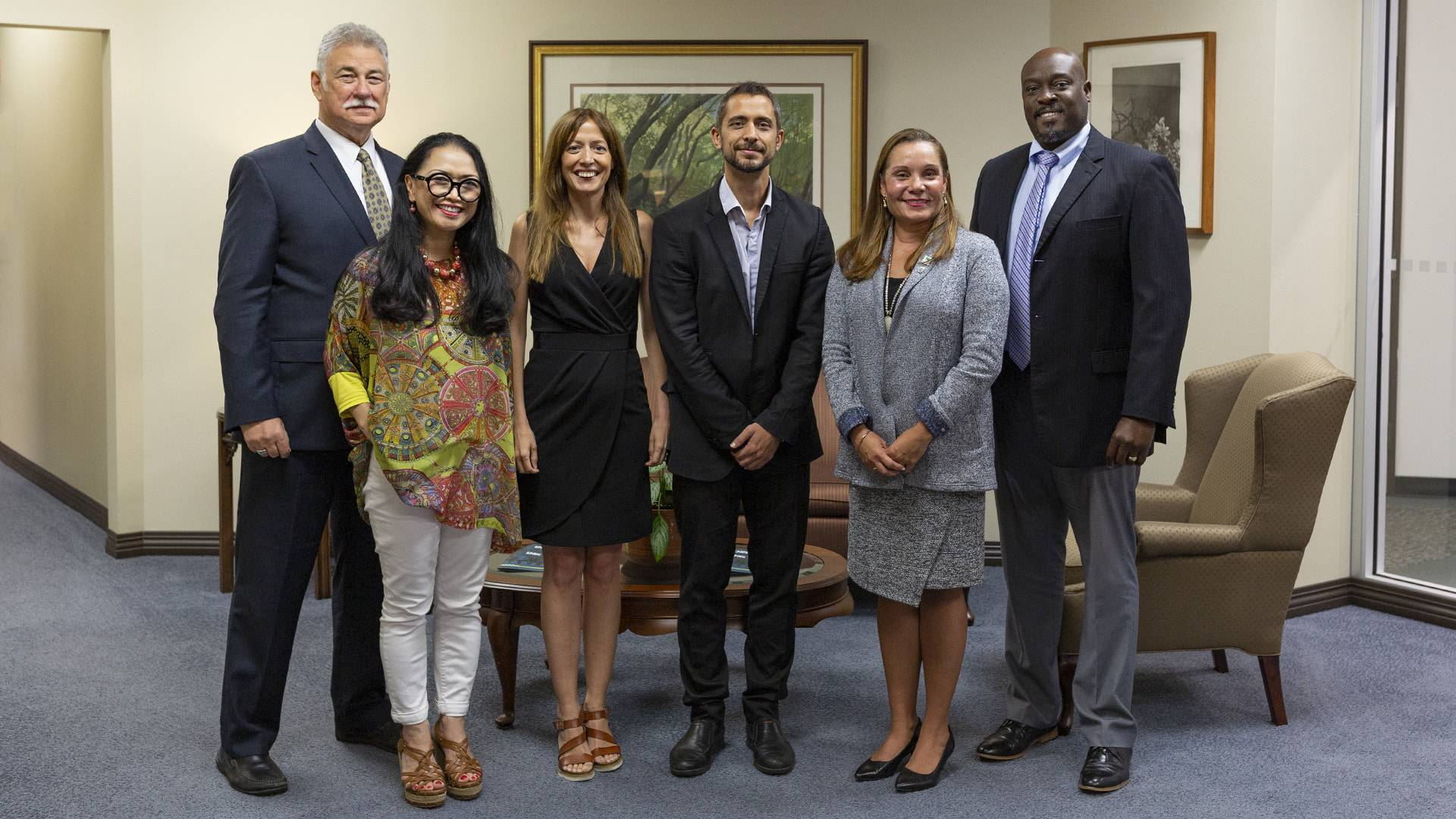UHCL eyes study abroad opportunities in Madrid for students, faculty
