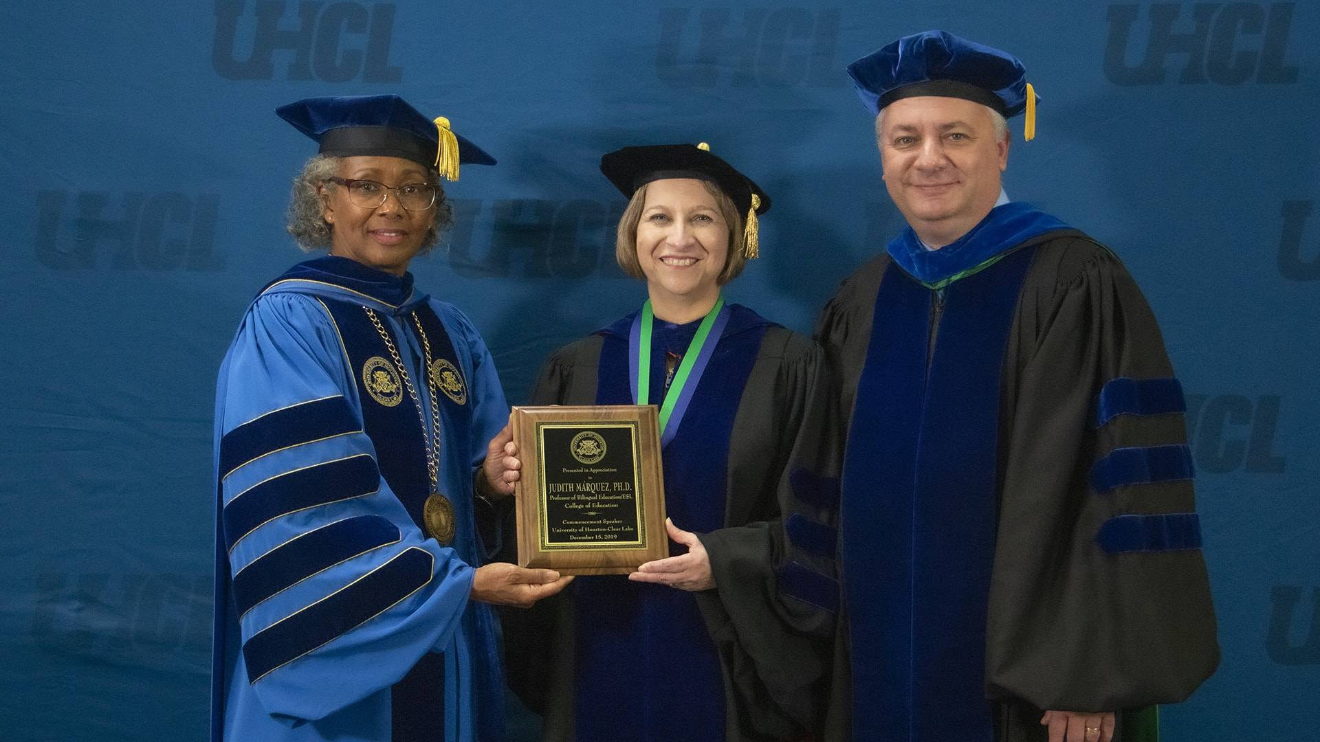 UHCL prof says good mentors are a key to success