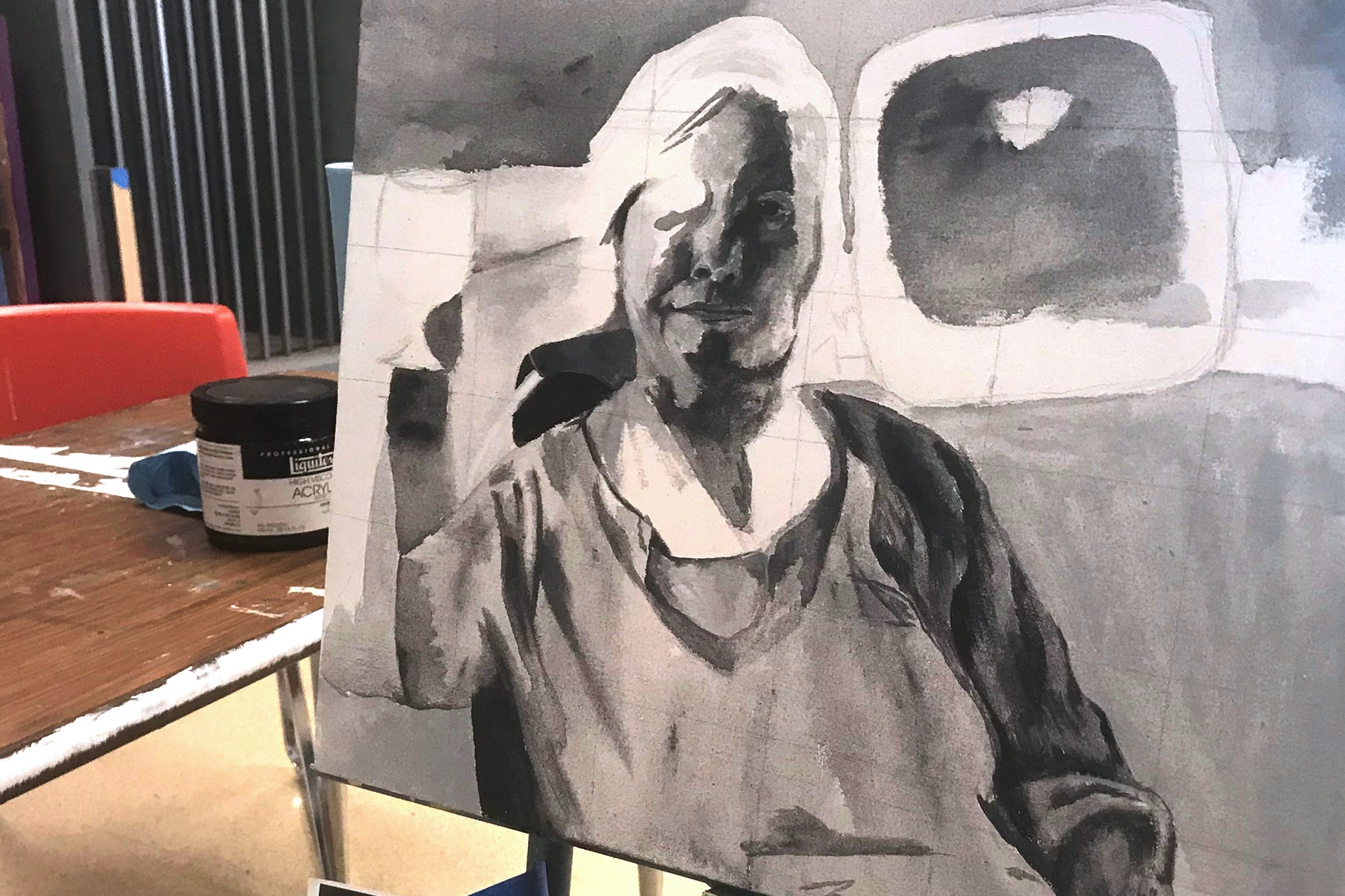 University Of Houston Clear Lake Uhcl Artist Connects With