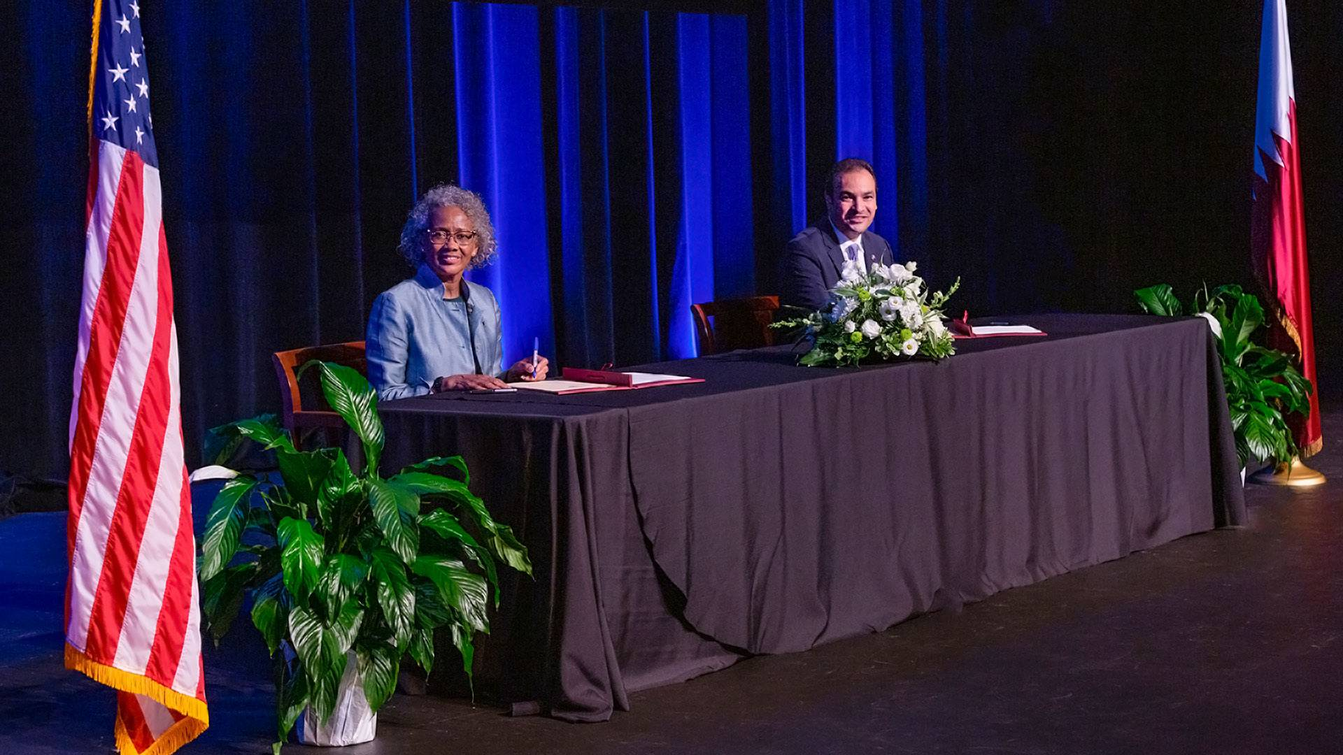UHCL, Qatar partner to impact diplomacy on global scale