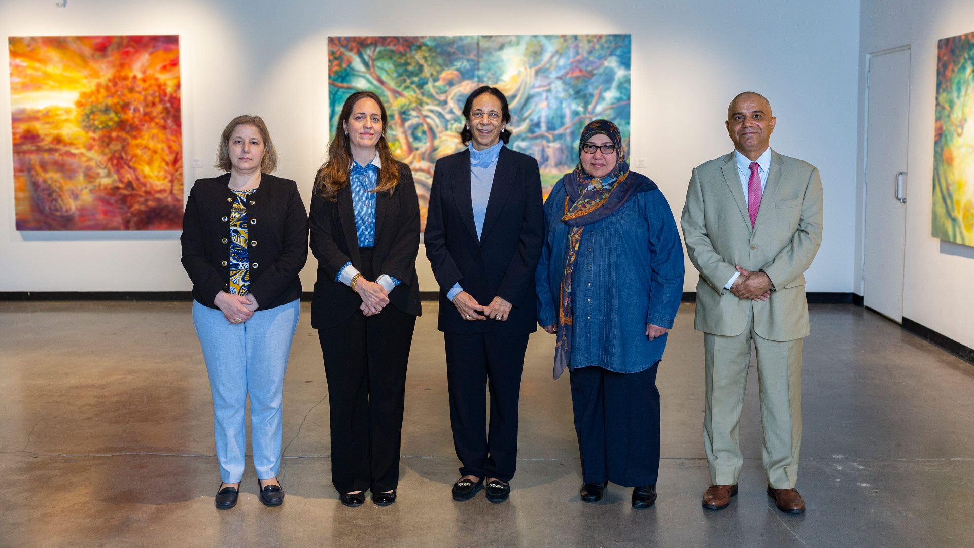 Omani ambassador returns to UHCL, plans conference on energy, environment