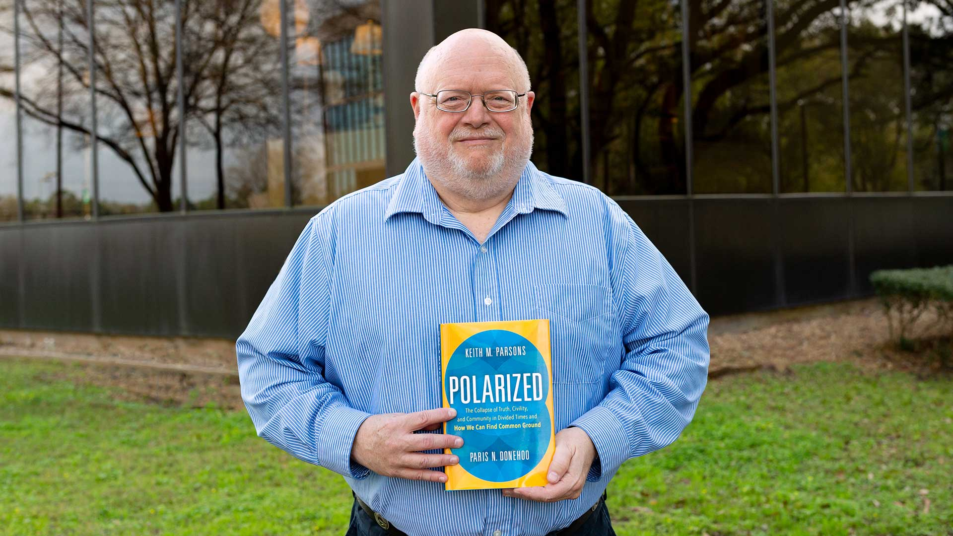 UHCL prof's book aims to elevate political discourse, focus on common ground