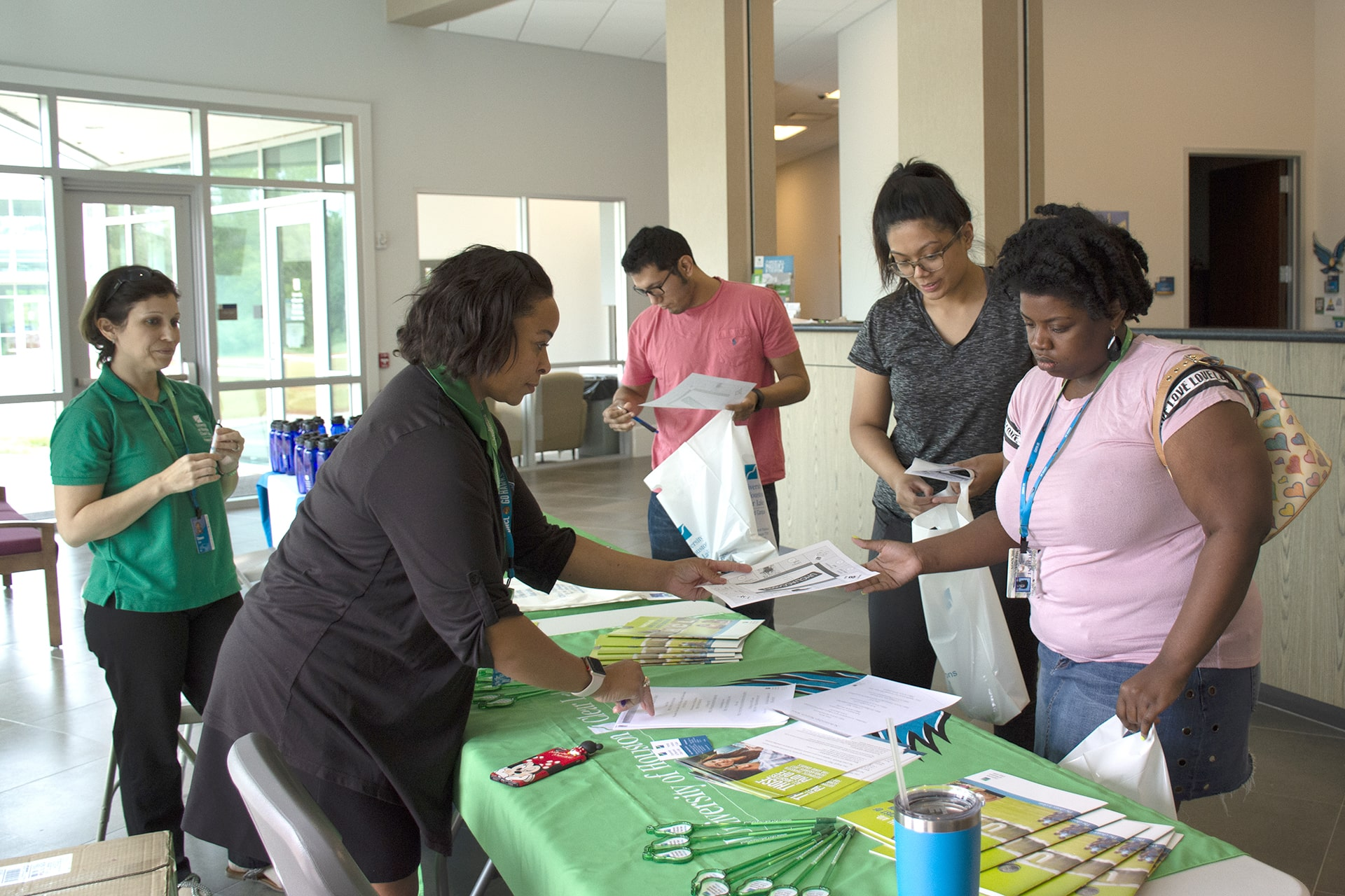 Tour campus, apply for admission at UHCL Pearland Open House