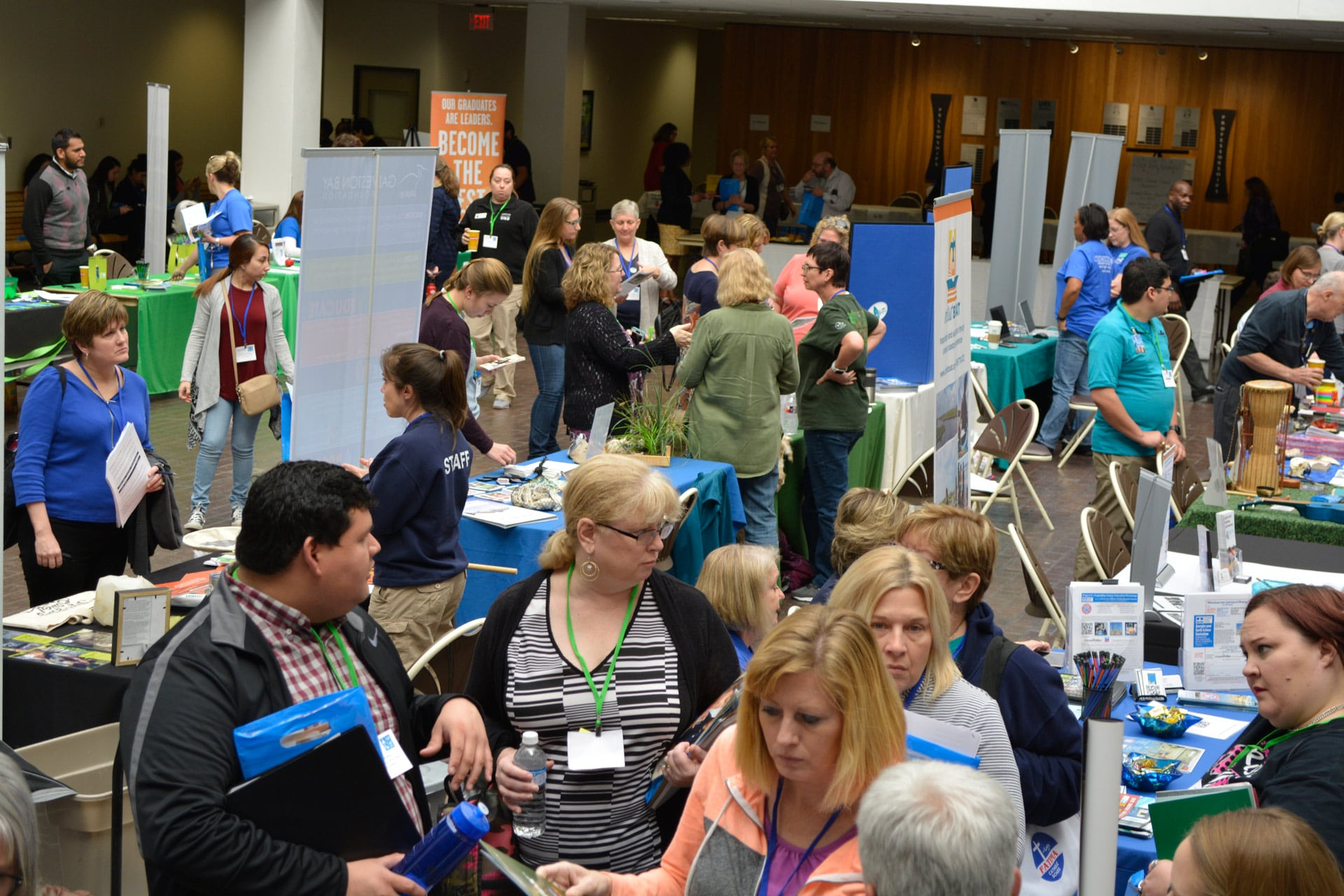 Area educators flock to second annual STEM education conference