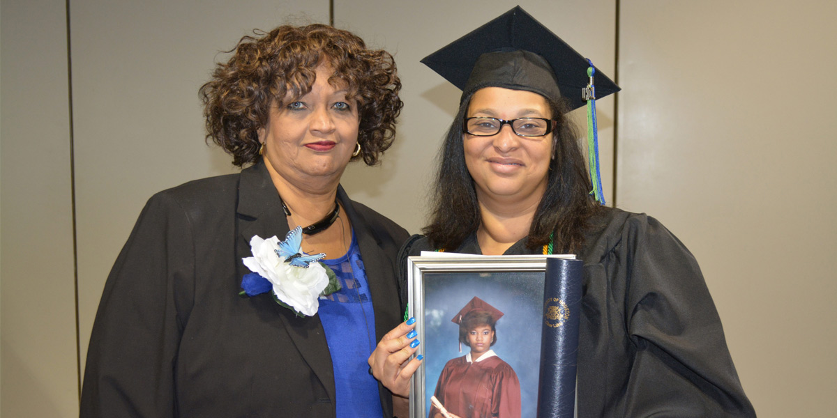 Sister to walk at commencement for student's posthumous degree