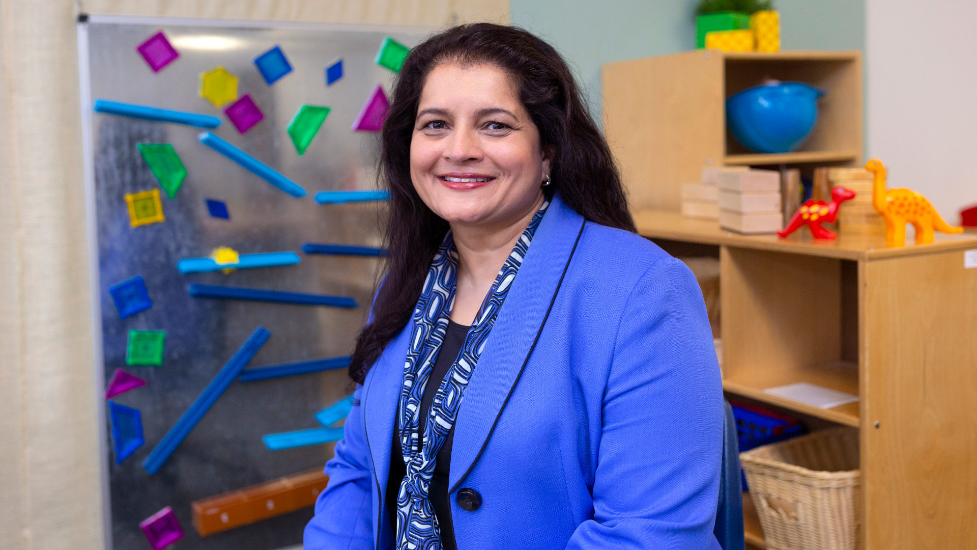 UHCL prof wins coveted Teacher Educator of the Year award