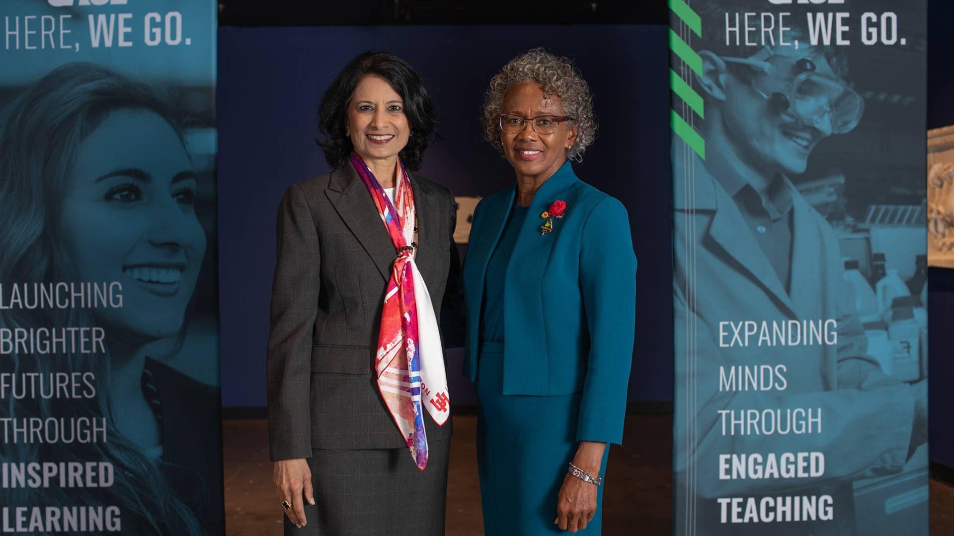 President Blake reiterates UHCL's unique purpose: 'pursue space, advance humanity, protect the Earth'