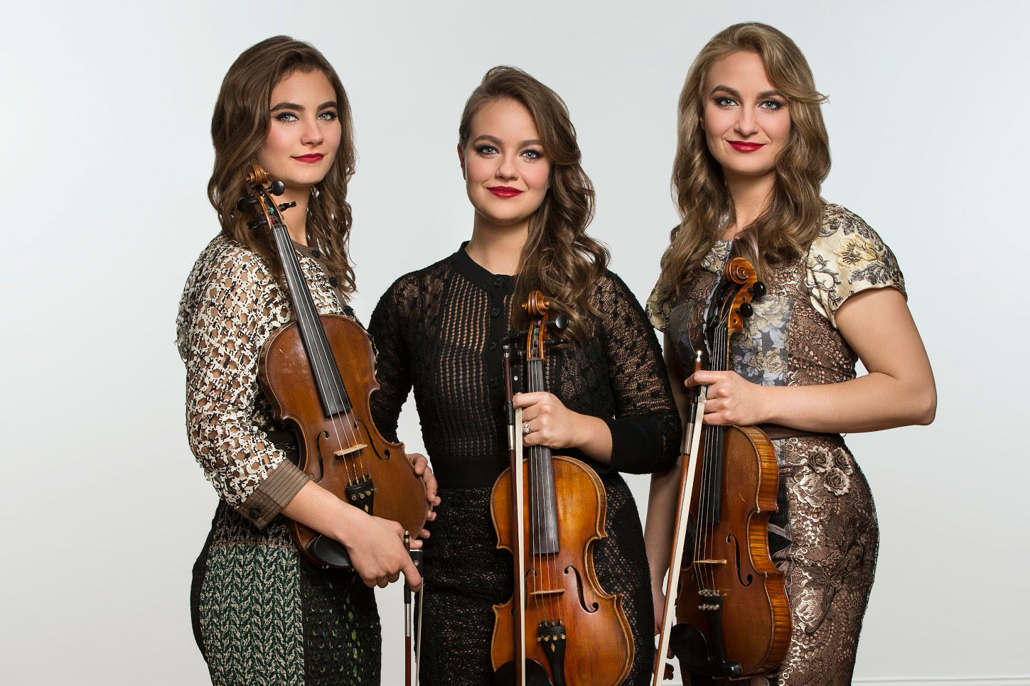 The Quebe Sisters to bring Western swing to Bayou Theater for Valentine's Day