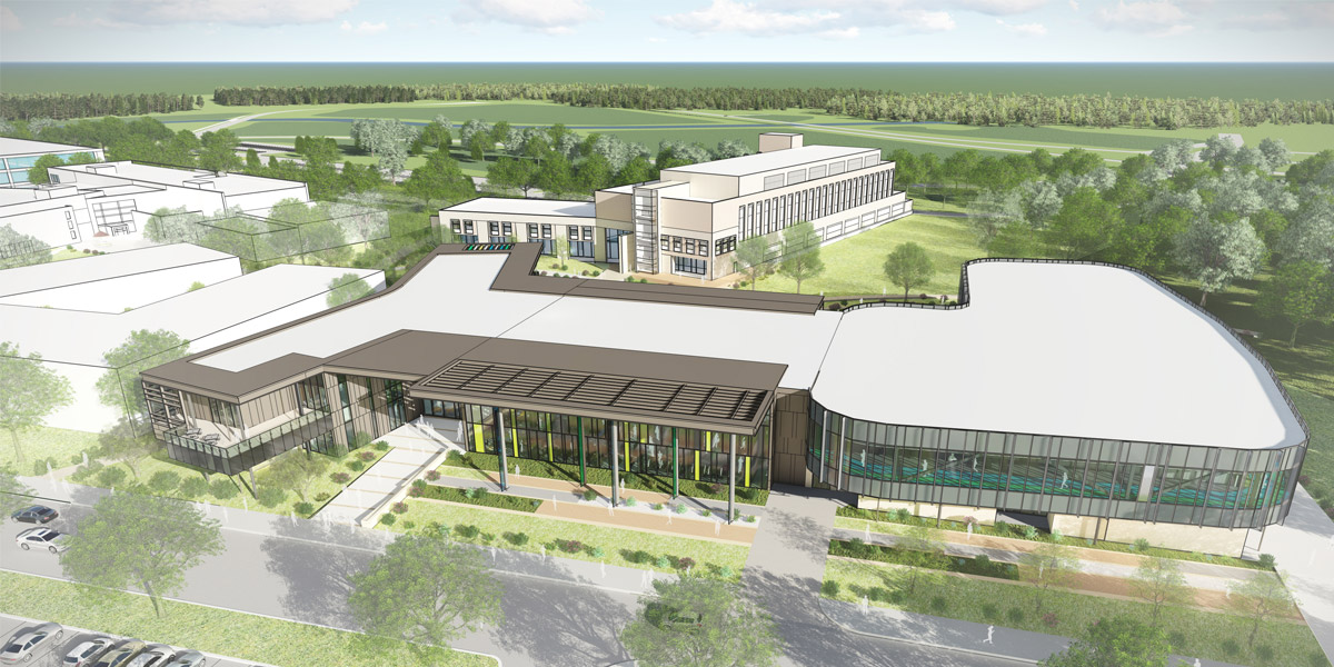 UHCL to break ground on new facilities