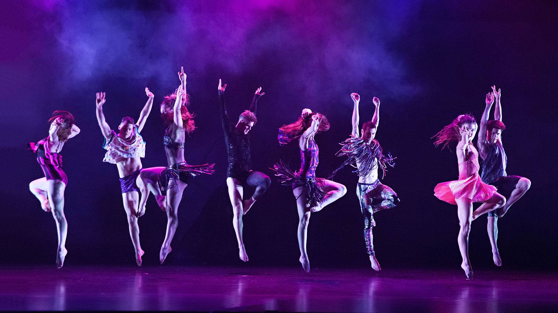 Rioult Dance coming to Bayou Theater: Ballet with rock, classical roots
